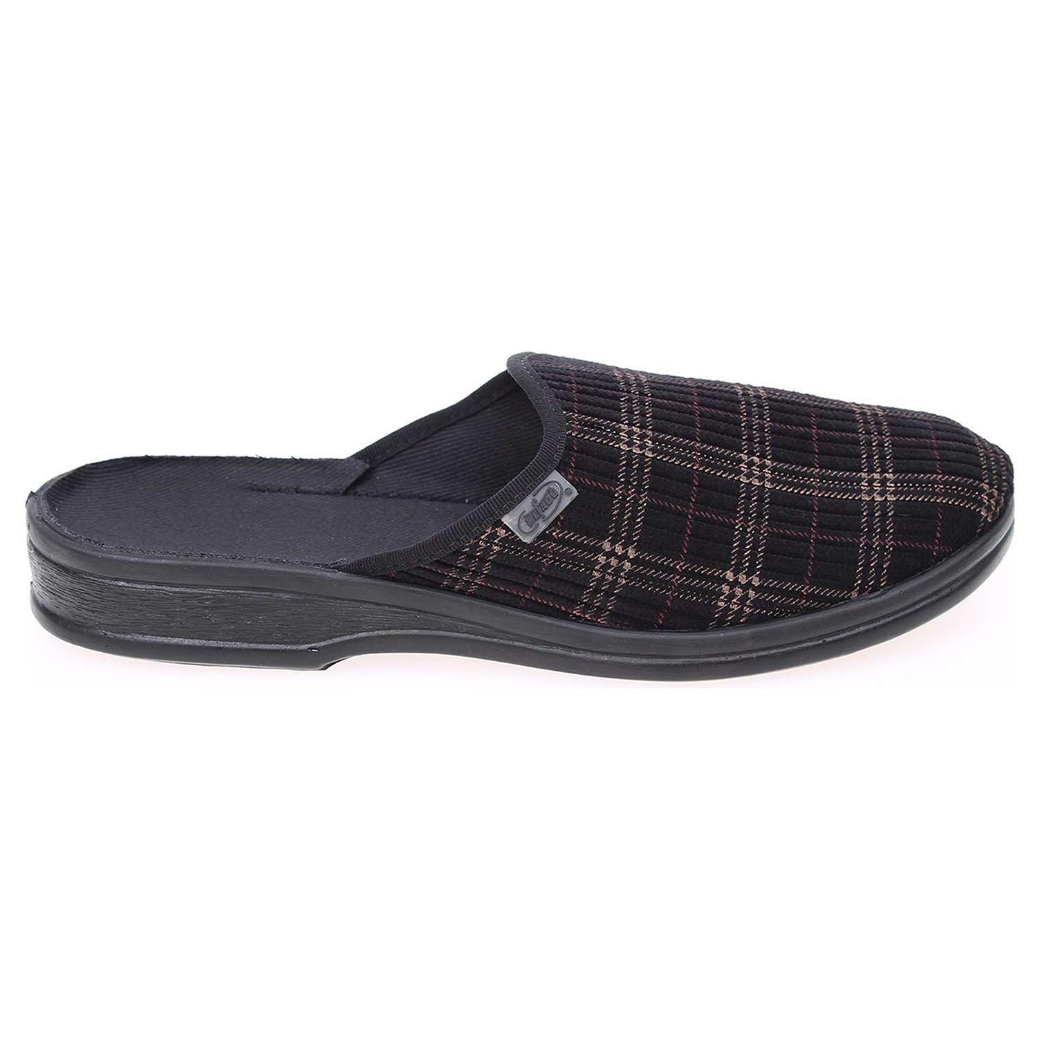 Ecco Befado domácí pantofle 089M303 hnědá 24800182