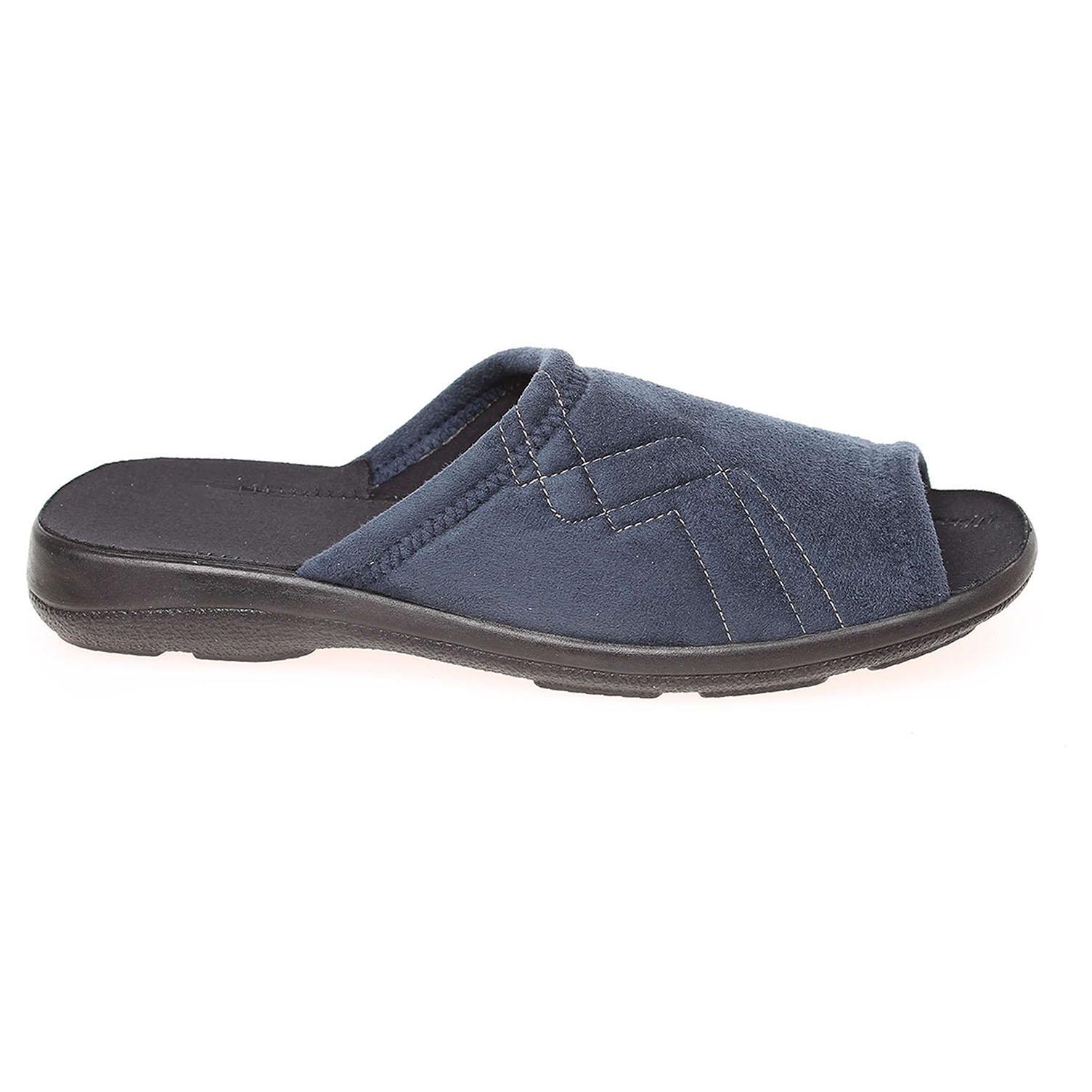 Rogallo pánské domácí pantofle 18922 modré 44