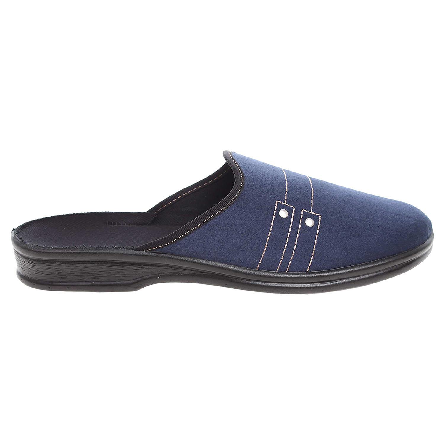 Ecco Befado domácí pantofle 089M398 modré 24800212