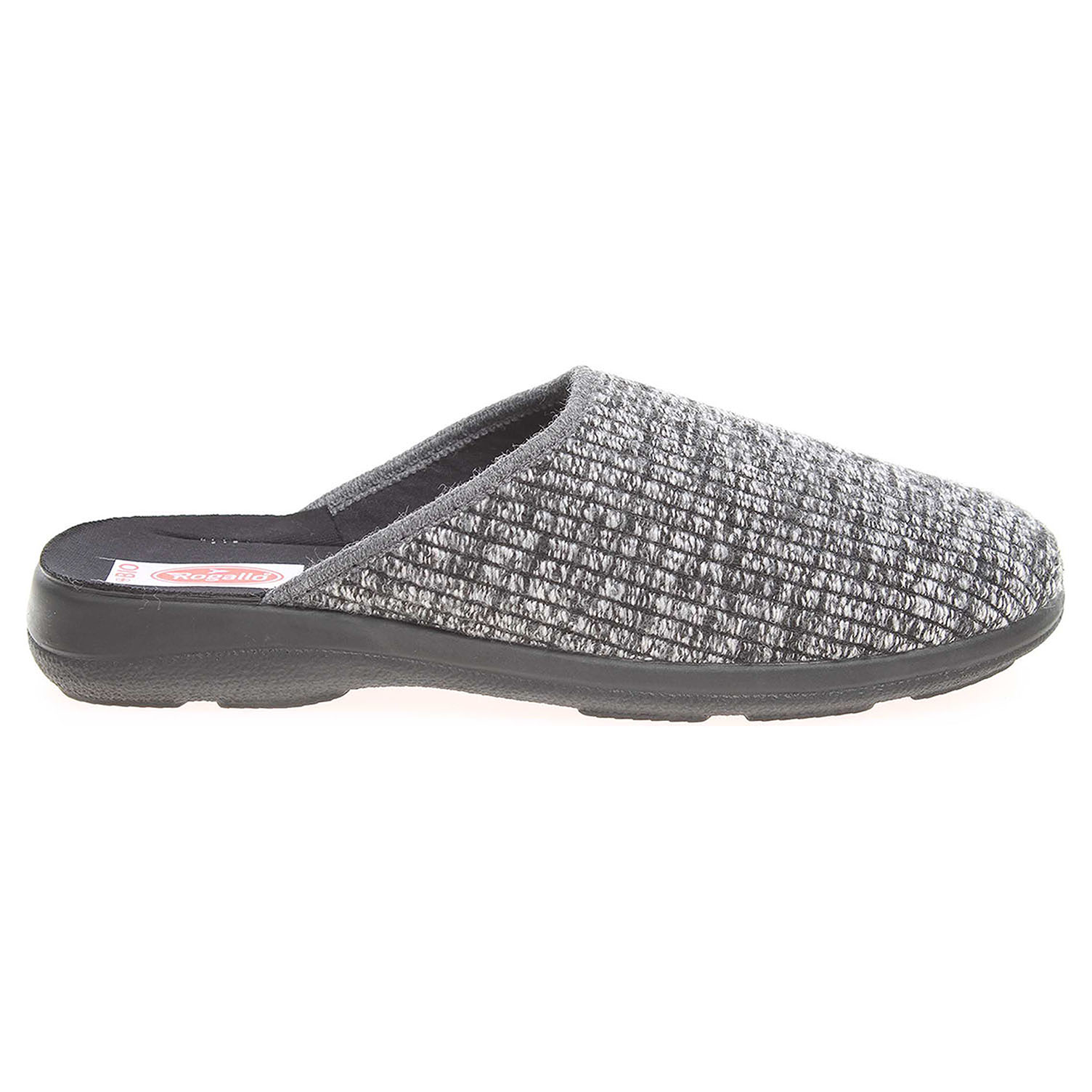 Rogallo pánské domácí pantofle 22514 šedé E-22514 41