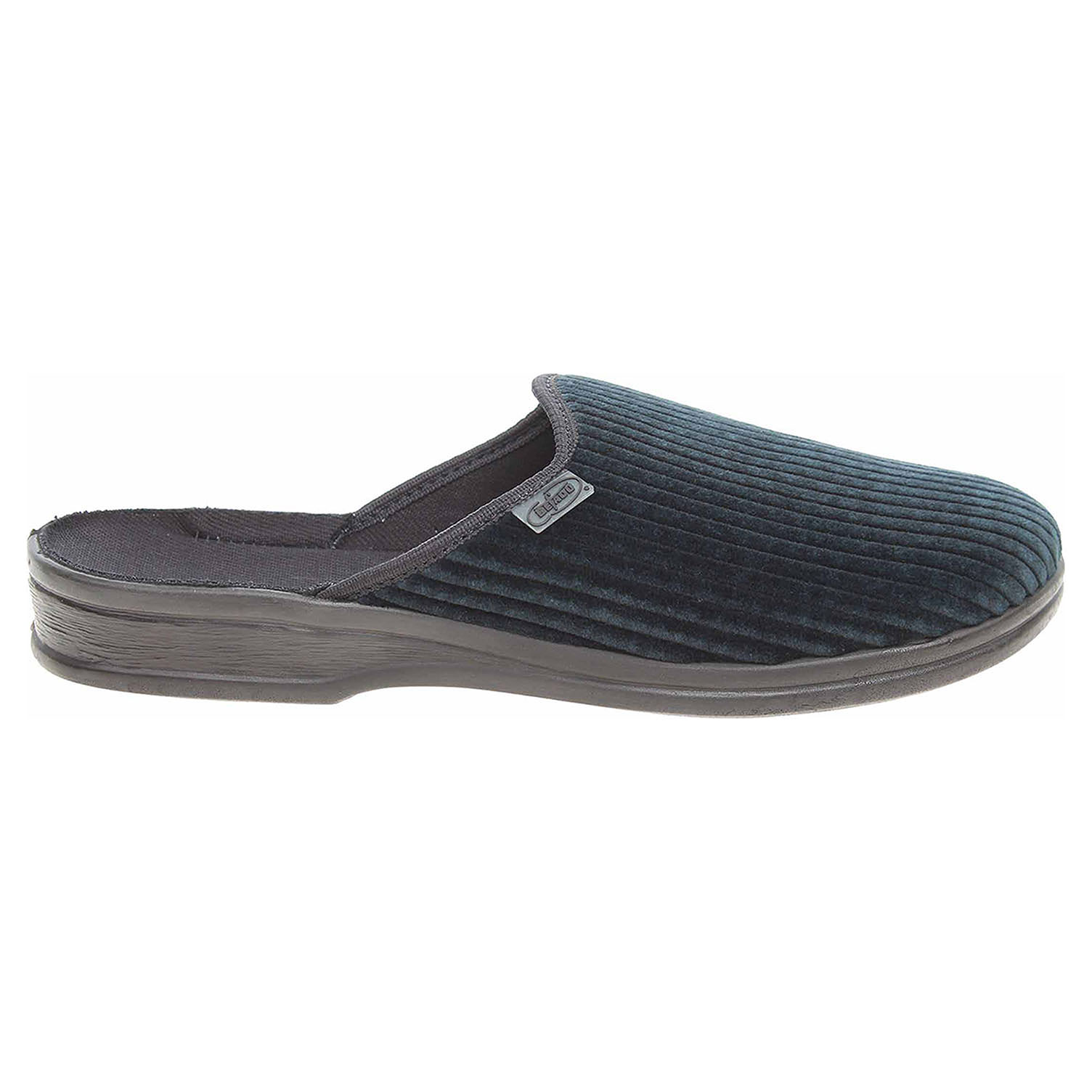 Befado pánské domácí pantofle 089M407 černé 089M407 42