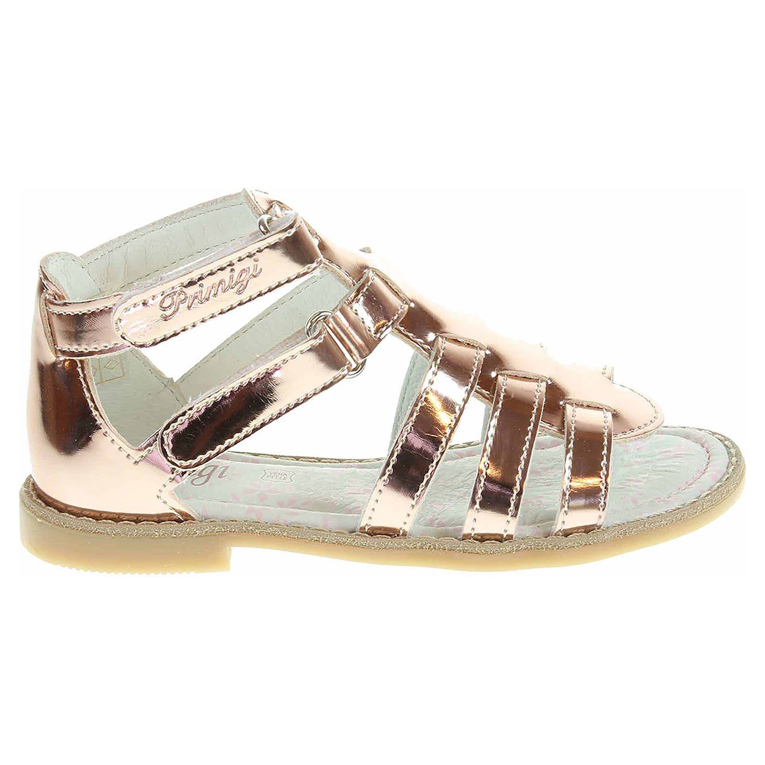 Ecco Primigi dívčí sandály 7098000 růžové 26100117