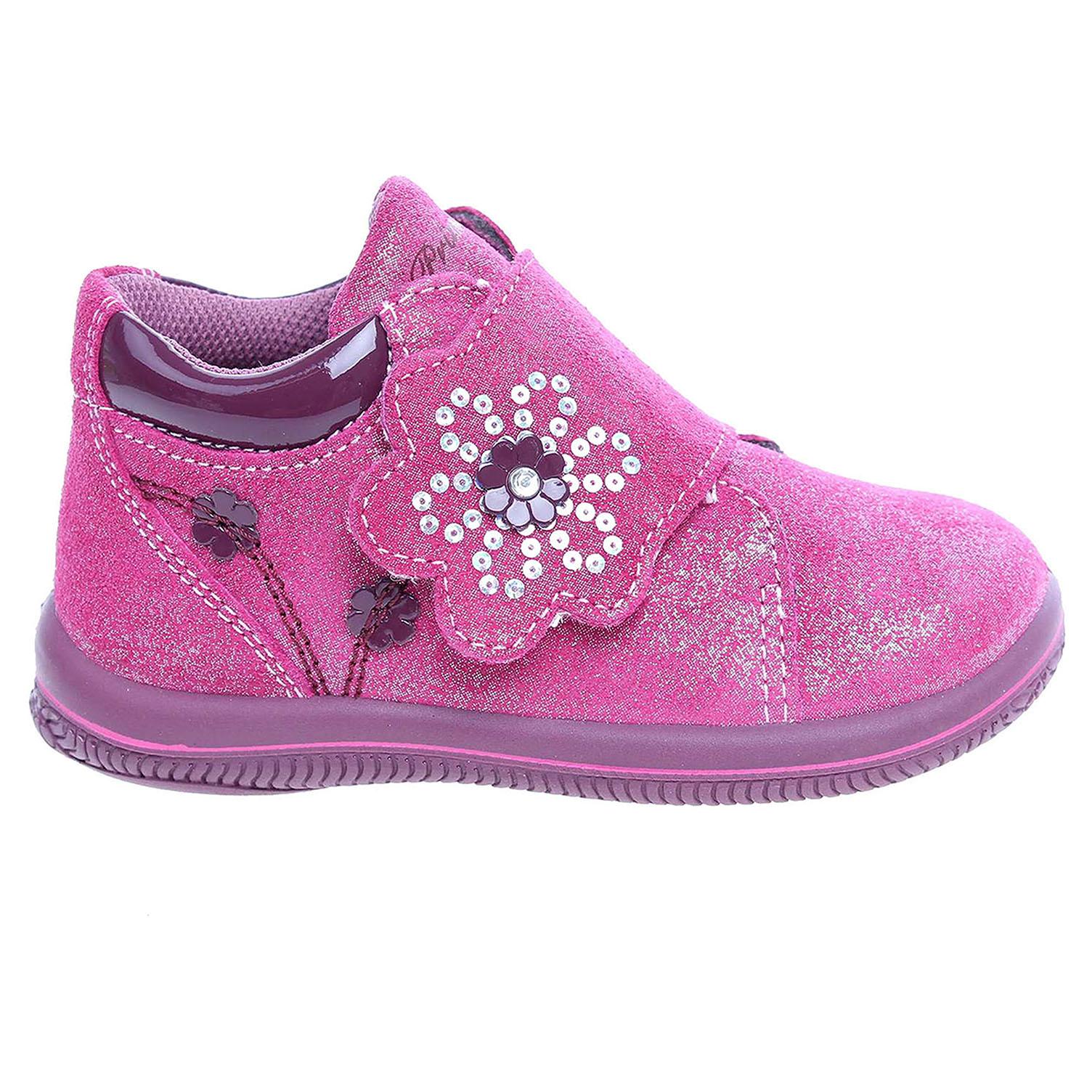 Primigi Pamely 6511000 dívčí kotníkové růžové 20