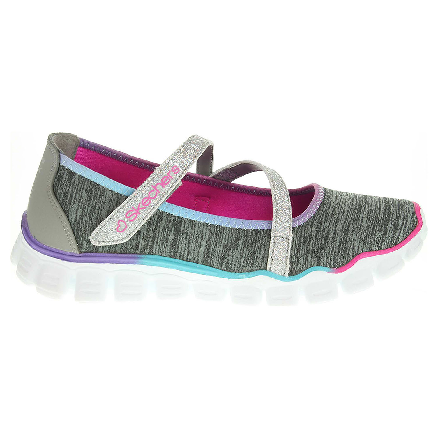 Skechers Lil Roller gray-multi 27