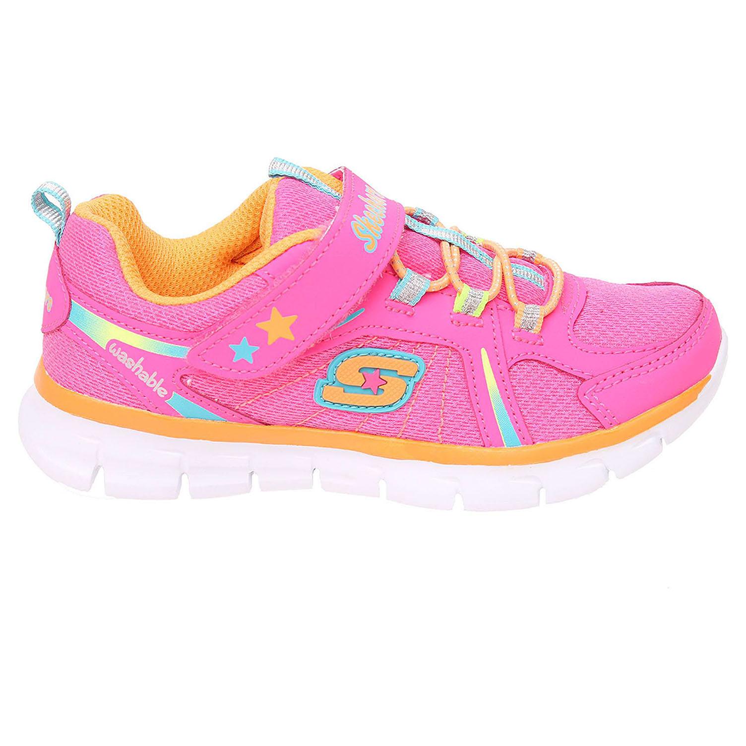 Skechers Lovespun neon-pink-multi 24