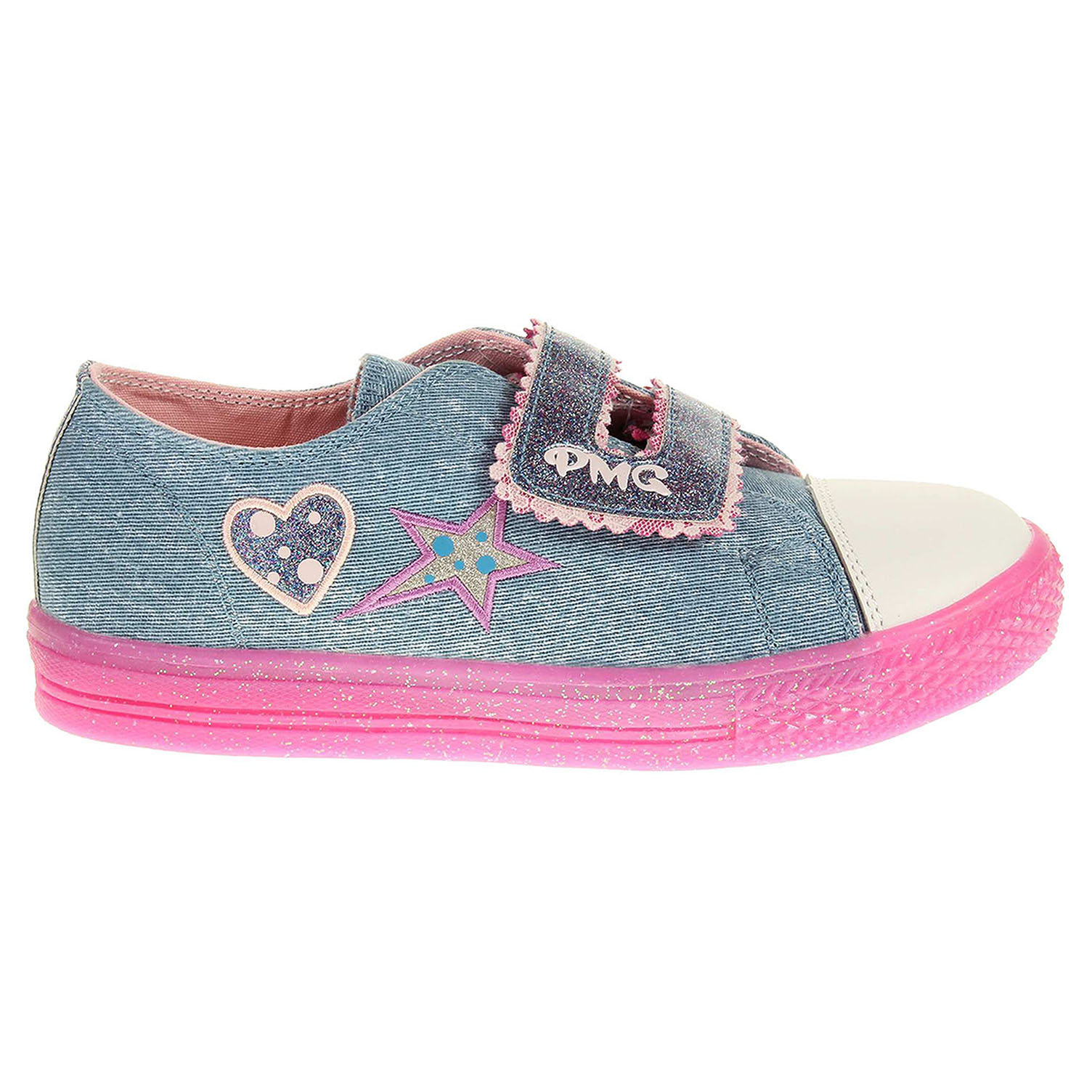 Ecco Primigi dívčí obuv 7329000 modrá 26600116