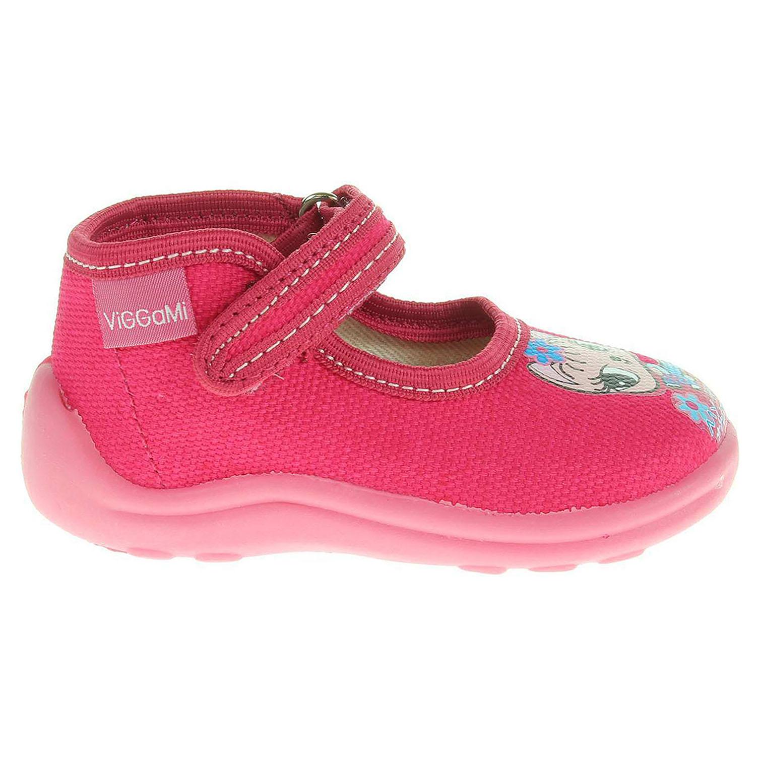 Ecco Rogallo dívčí bačkory D-132 růžové 26900172 caef0c1731