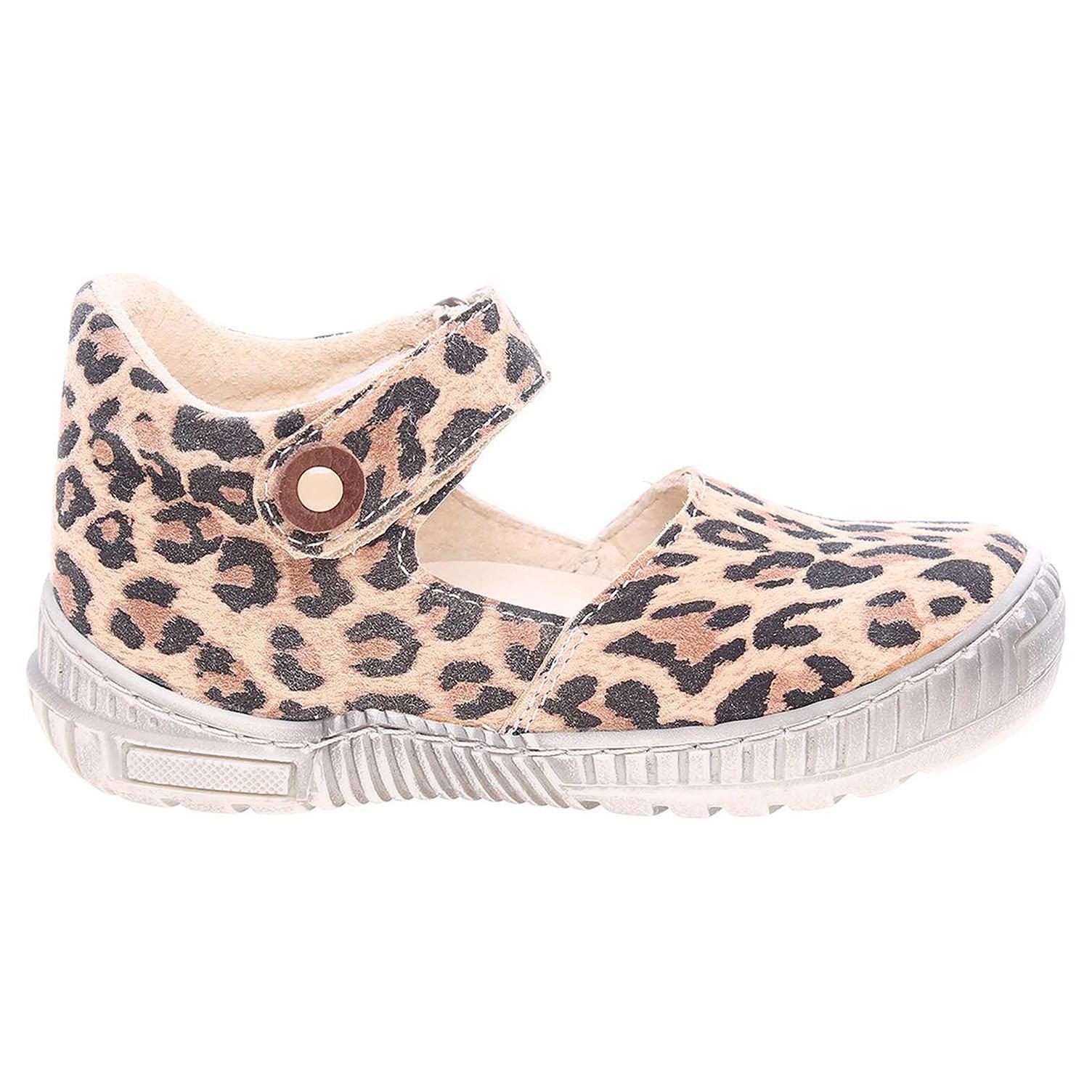 Pegres dívčí obuv 1100.00 leopard 23