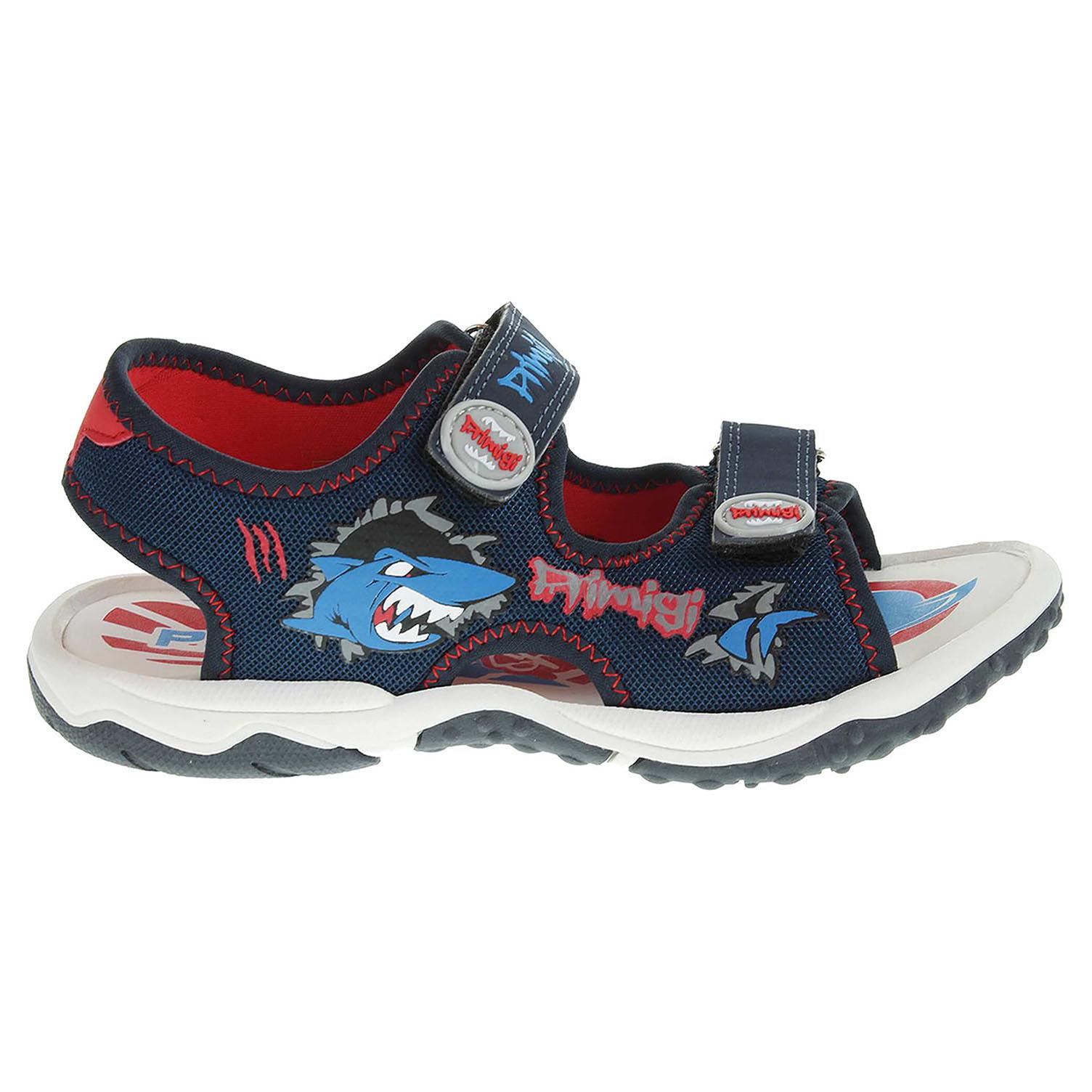 Ecco Primigi Beach Sand 5310000 chlapecké sandály modré 29300064