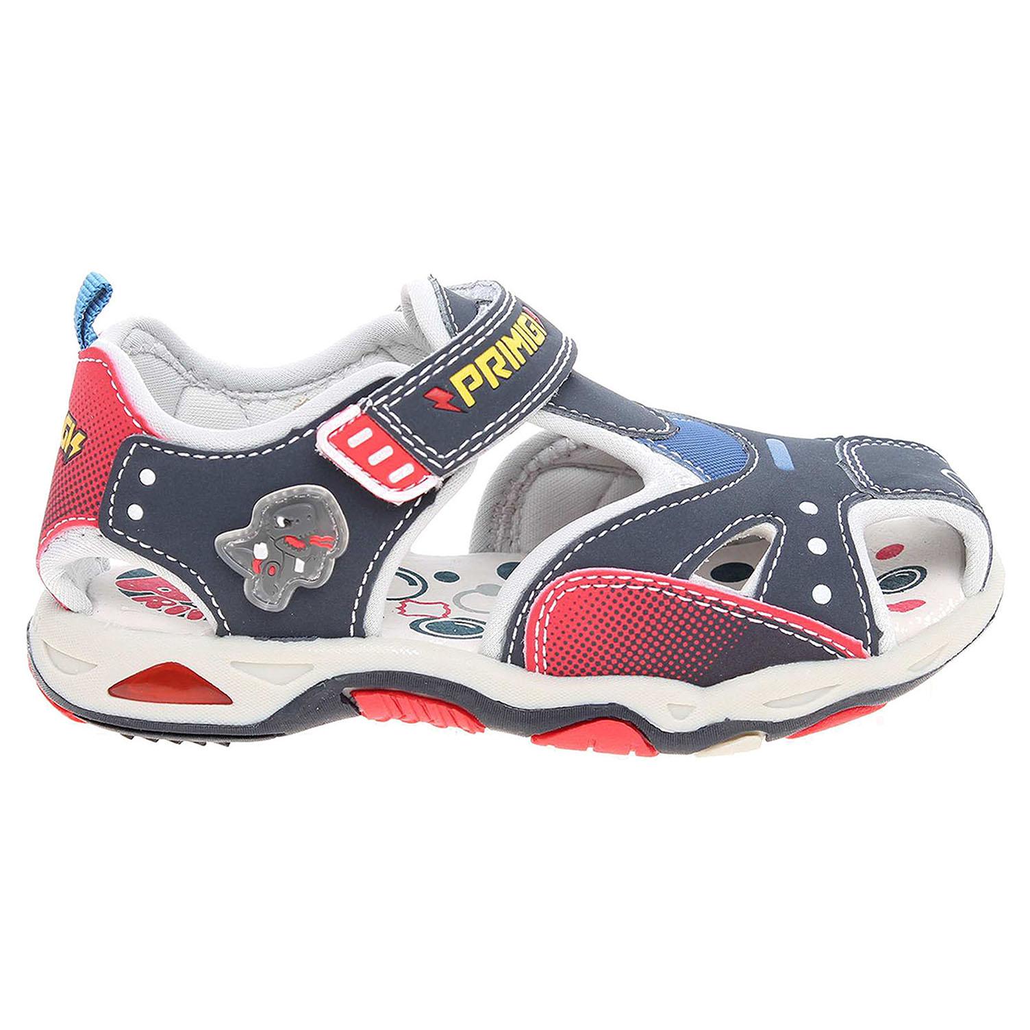 Ecco Primigi chlapecké sandály 7286000 modré 29300075