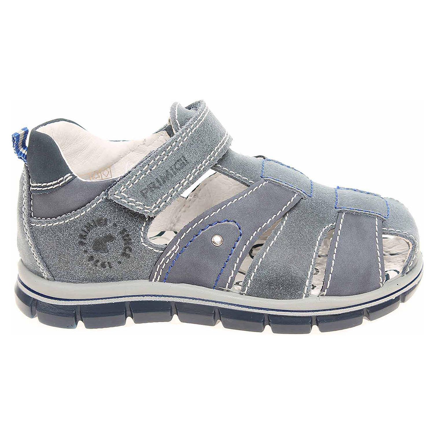 Ecco Primigi chlapecké sandály 7565177 modré 29300079