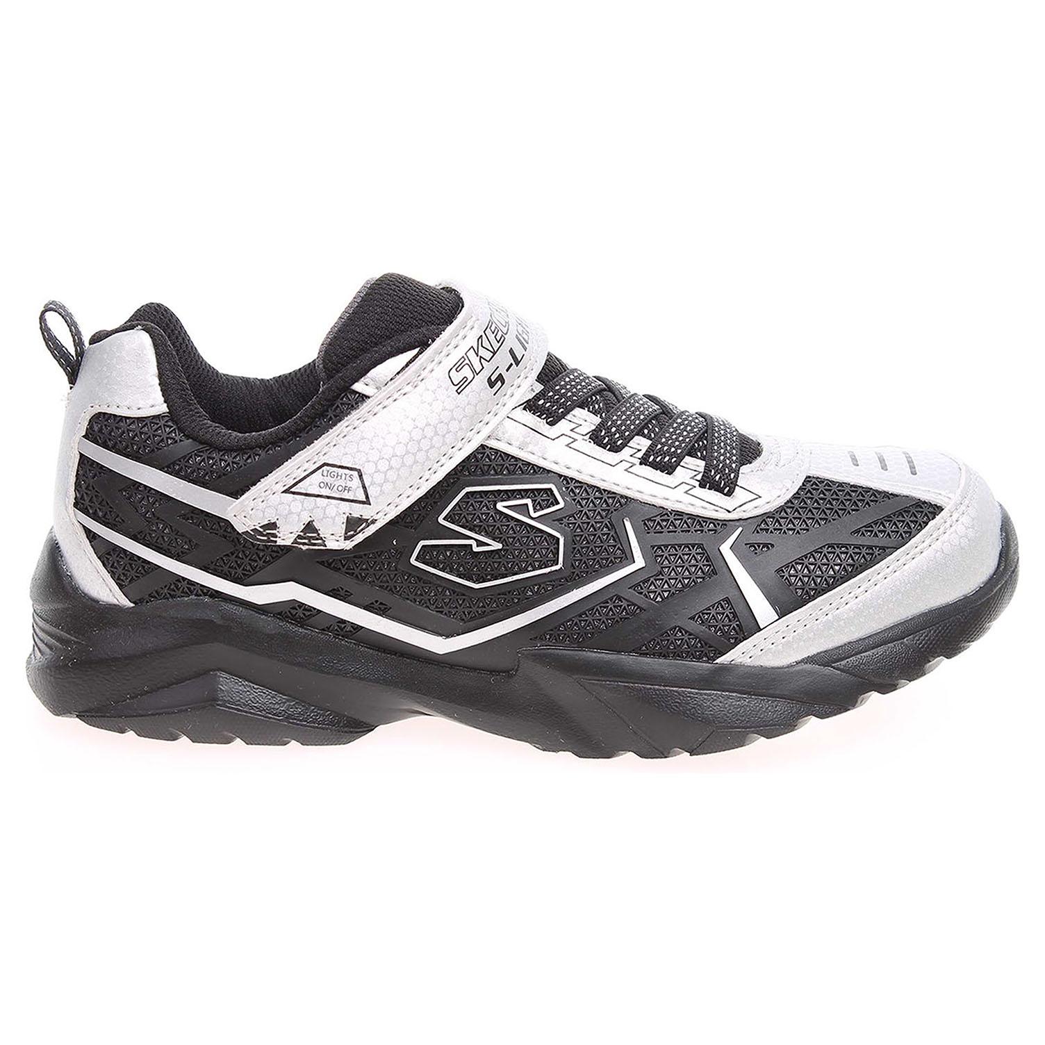 Skechers Broozer silver-black 31