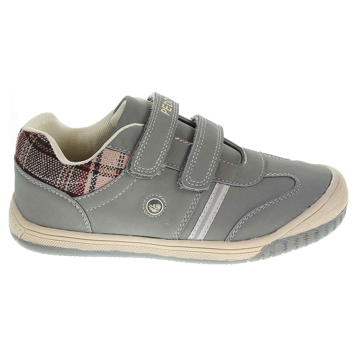 Ecco Peddy chlapecká obuv PU-525-32-09 šedá 29700061