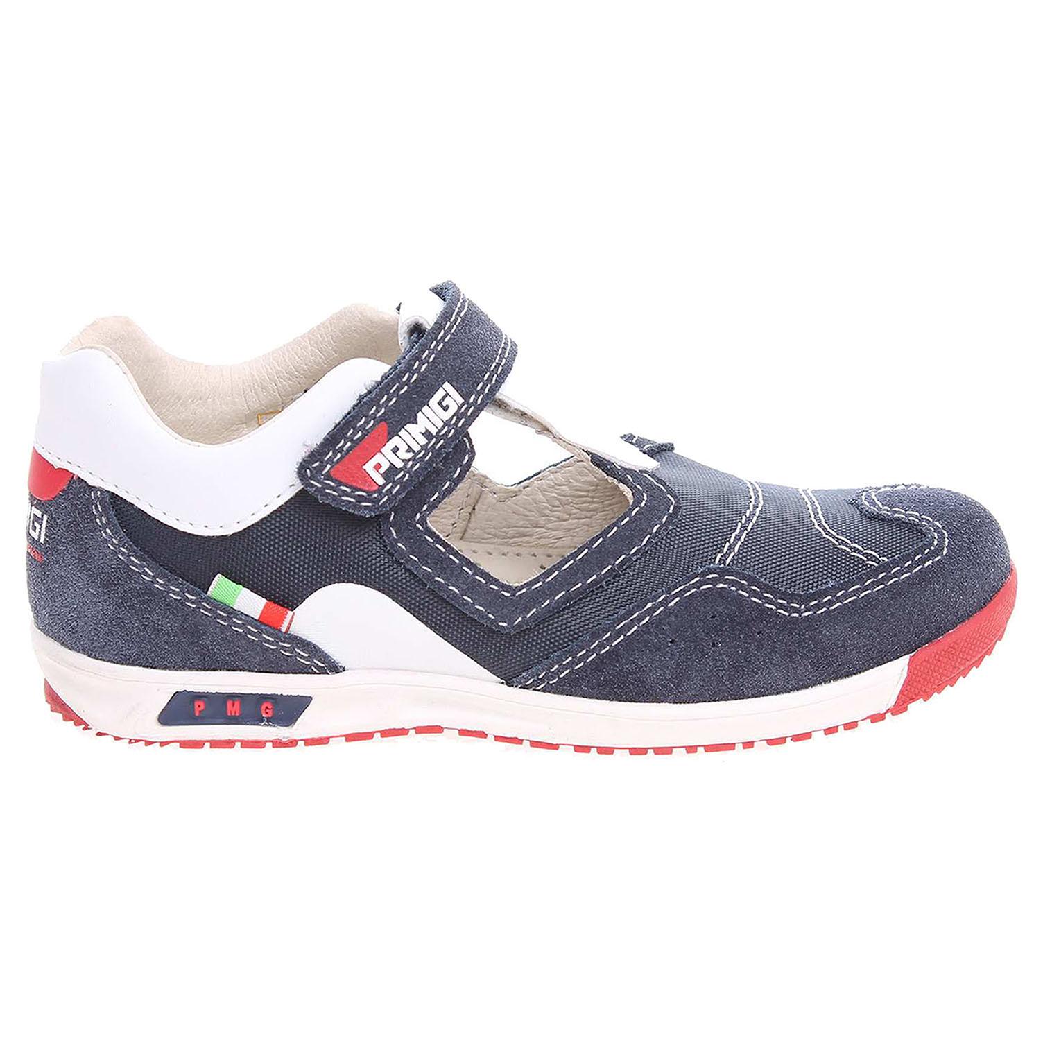 Ecco Primigi P.Jogging 5265000 chlapecká obuv modrá 29700075