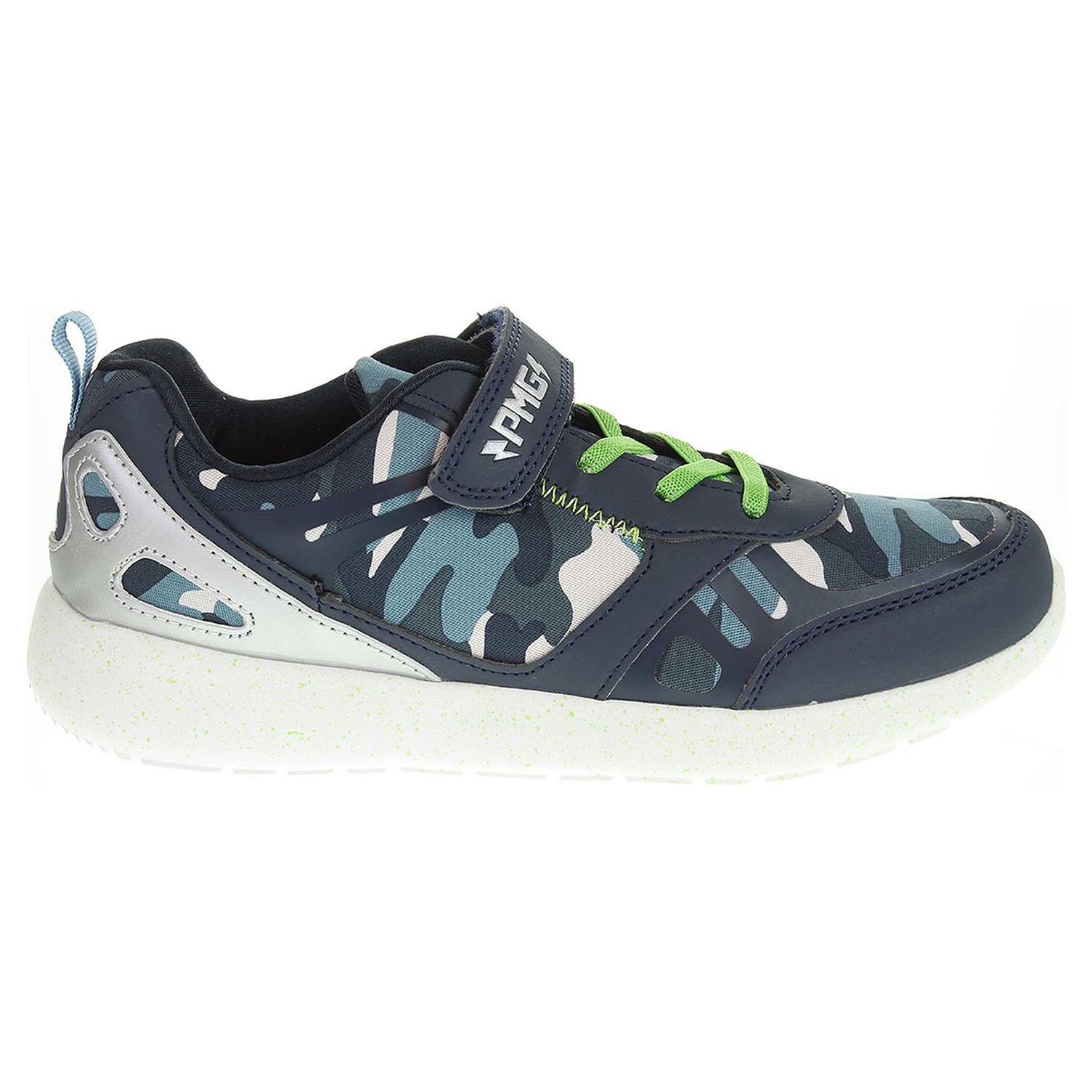 Ecco Primigi Decon 5273000 chlapecká obuv modrá 29700076