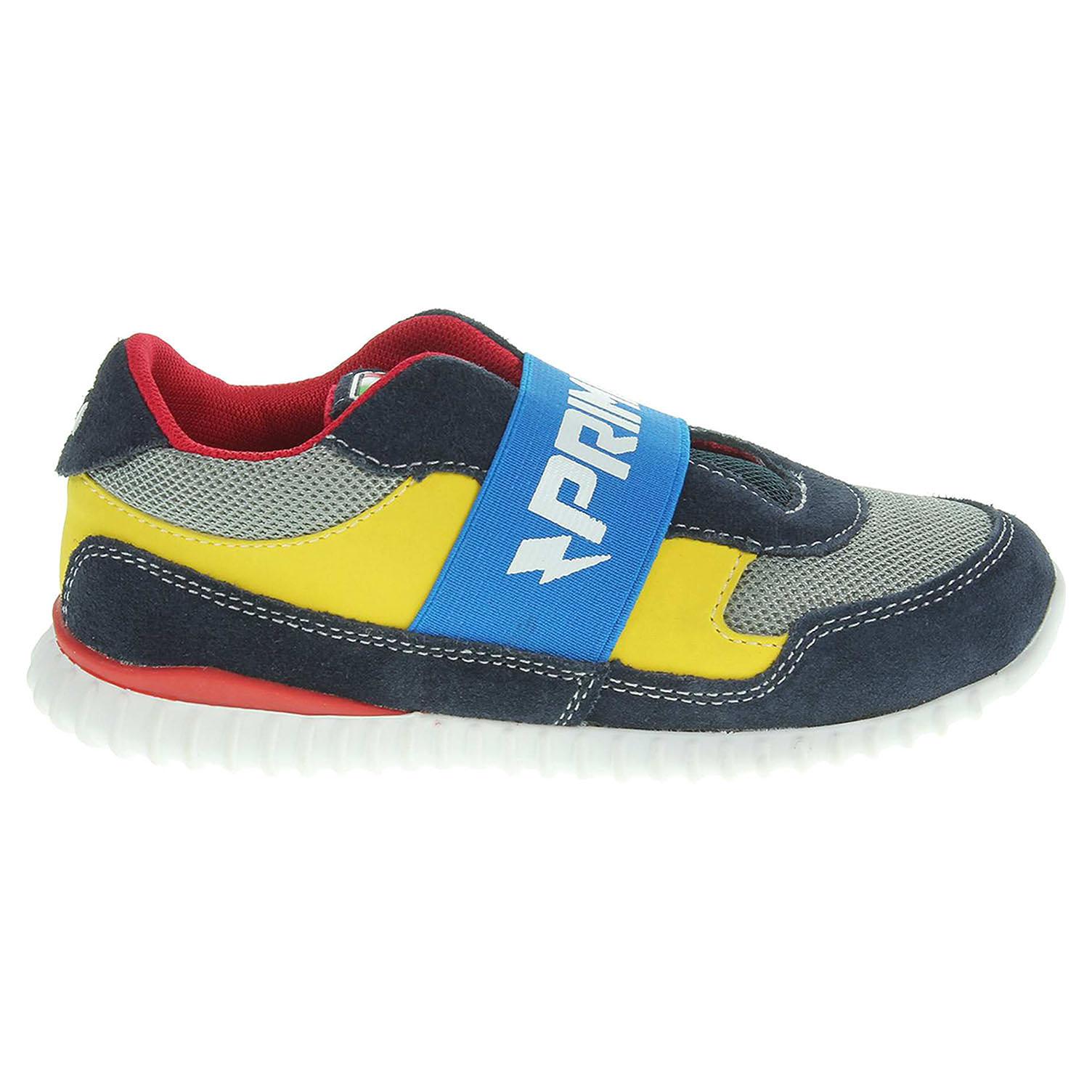 Ecco Primigi chlapecká obuv 7263000 modrá 29700099
