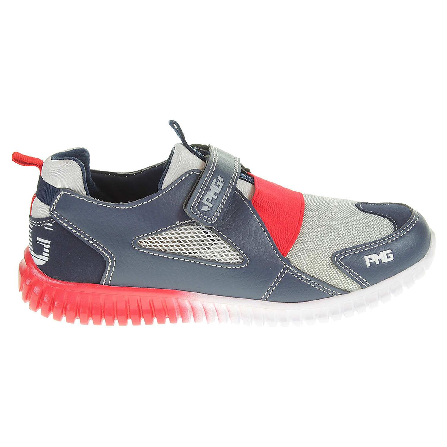 Ecco Primigi chlapecká obuv 7292000 modrá 29700100