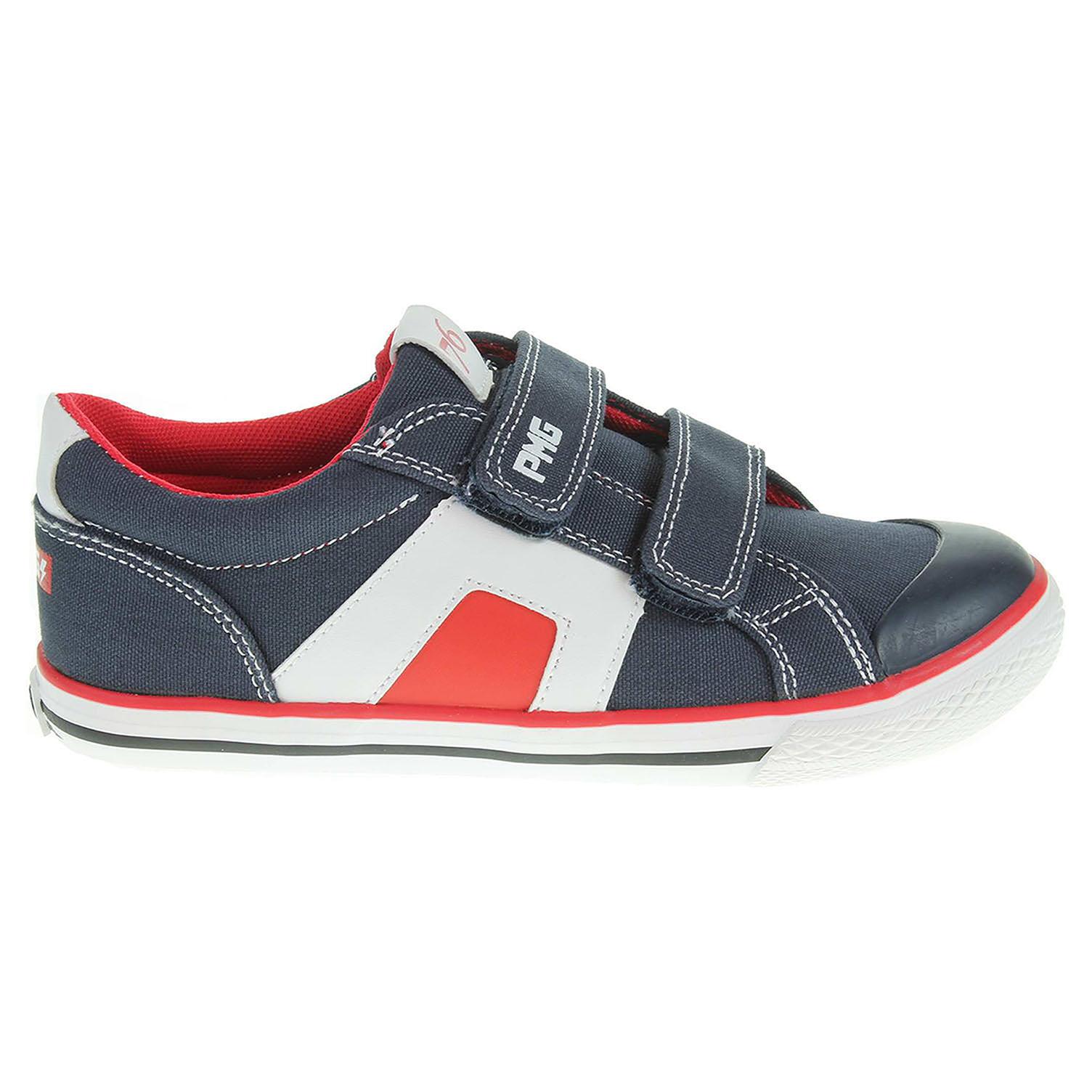 Ecco Primigi chlapecká obuv 7313000 modrá 29700101