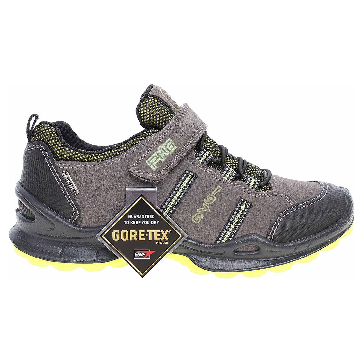 Ecco Primigi chlapecká obuv 7636777 šedá 29700102