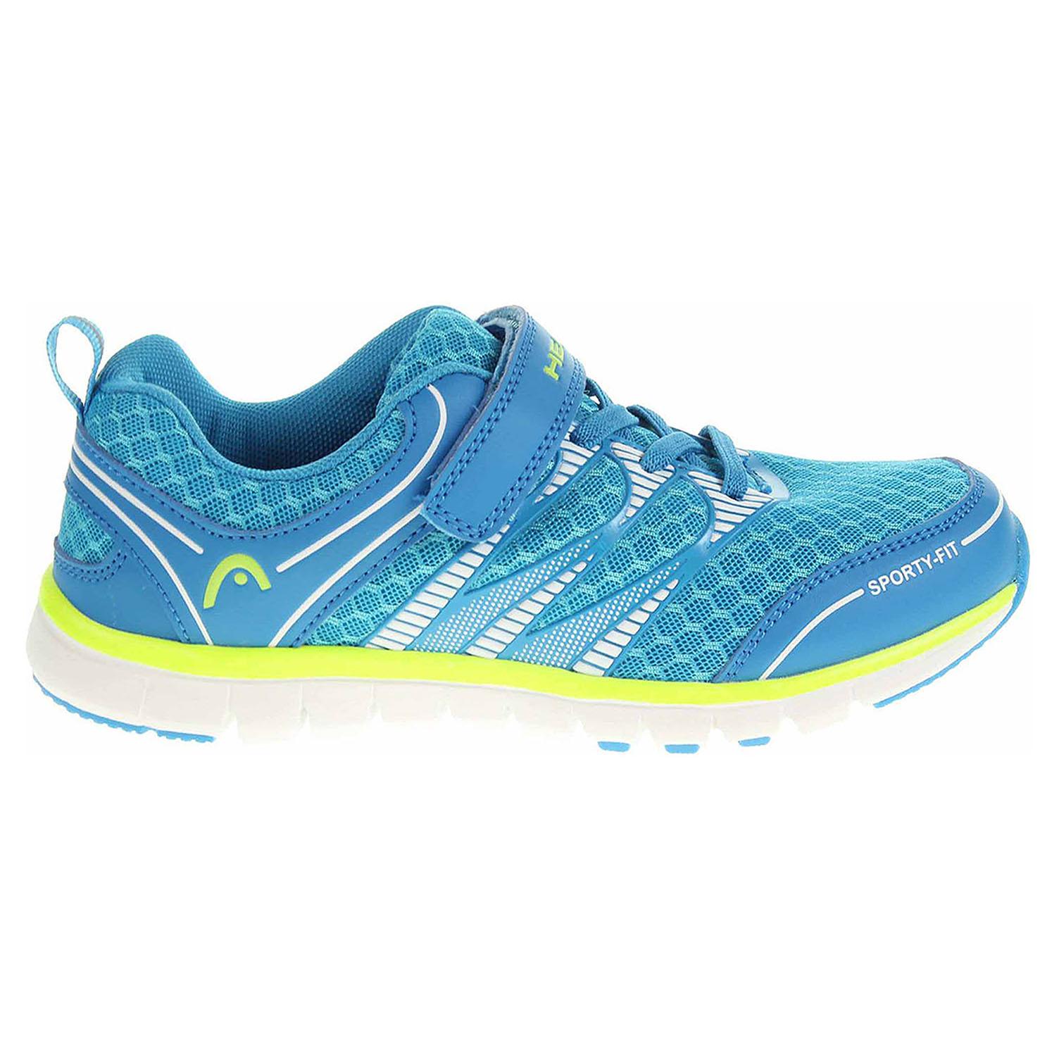Ecco Head chlapecká obuv HW-507-27-01 modrá 29700104