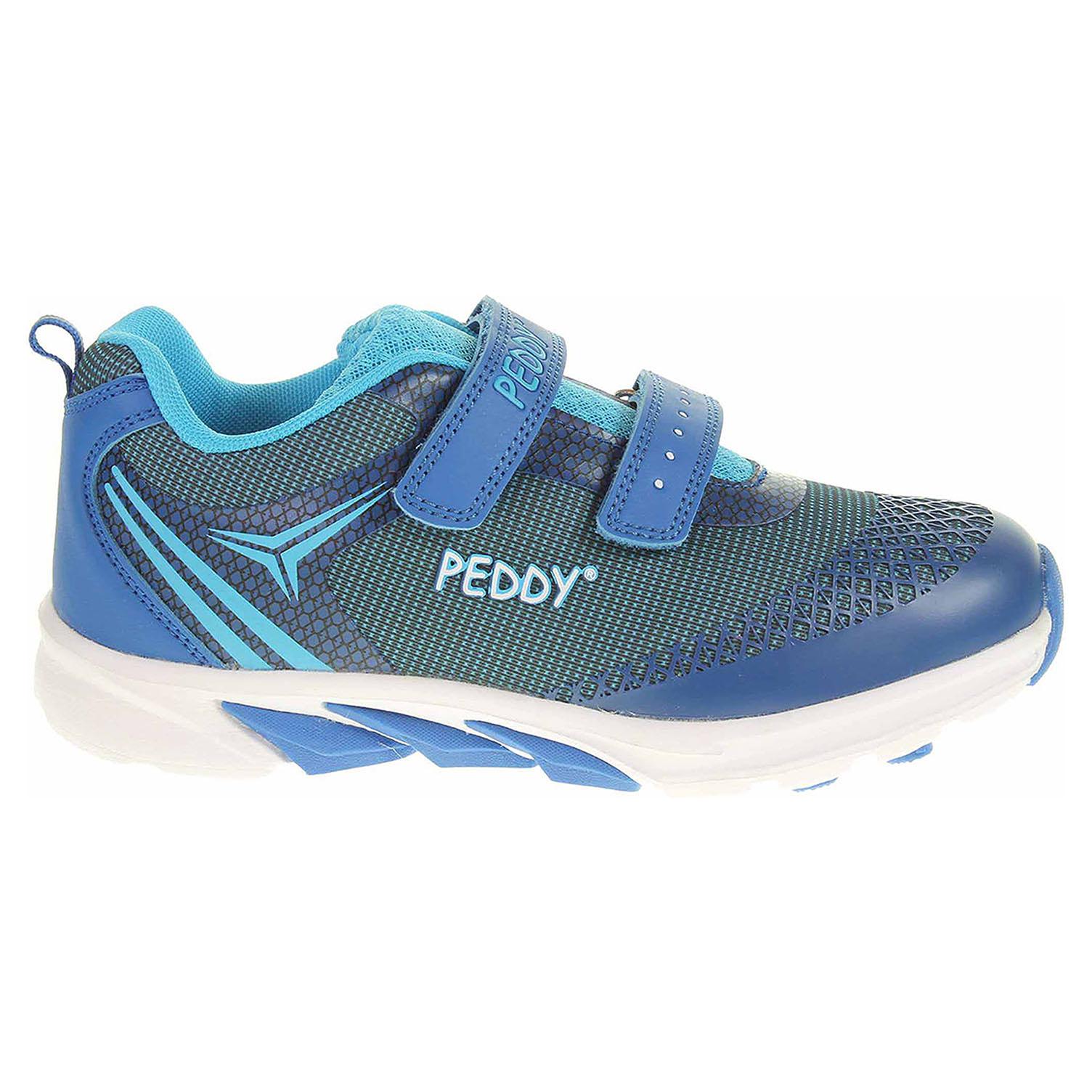 Ecco Peddy chlapecká obuv PY-507-27-05 modrá 29700105