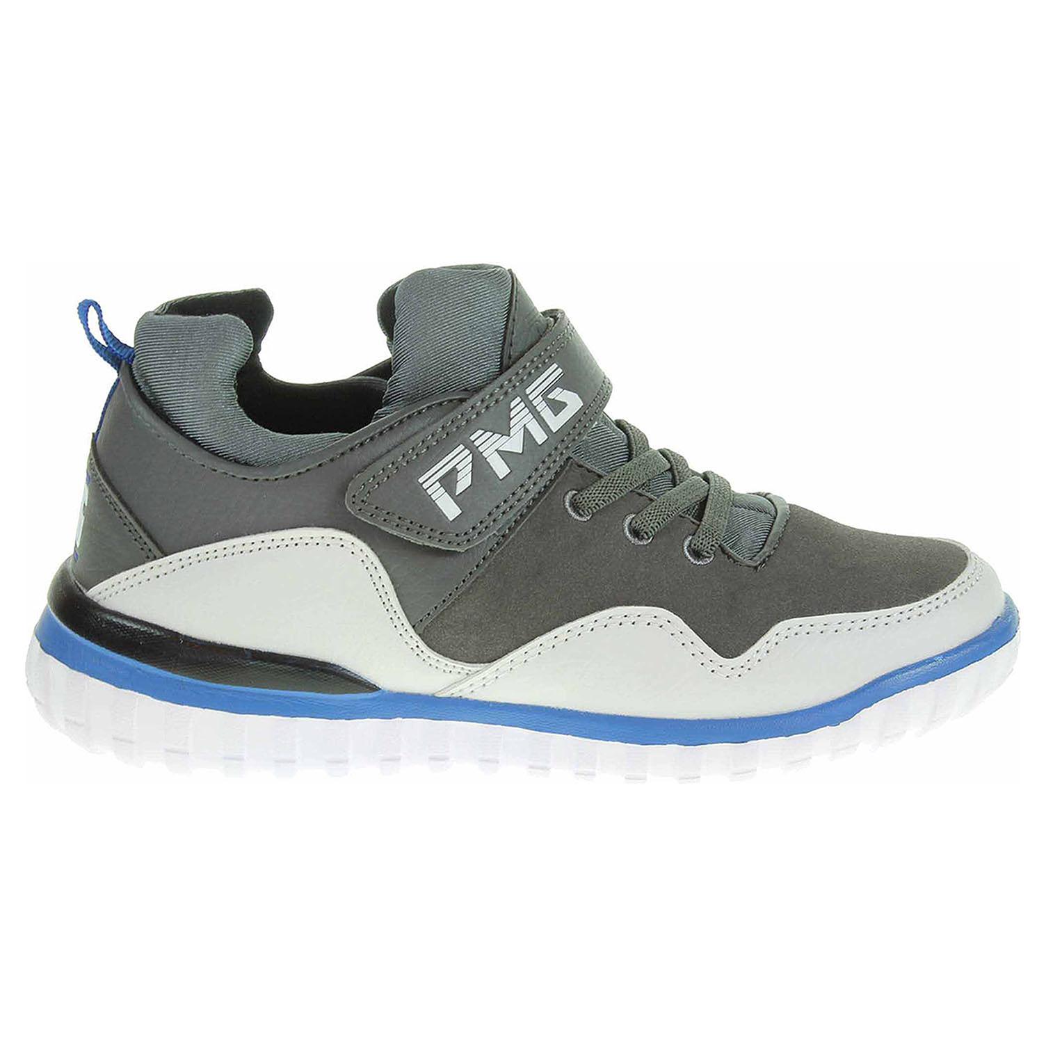Ecco Primigi chlapecká obuv 8295100 šedá 29700110