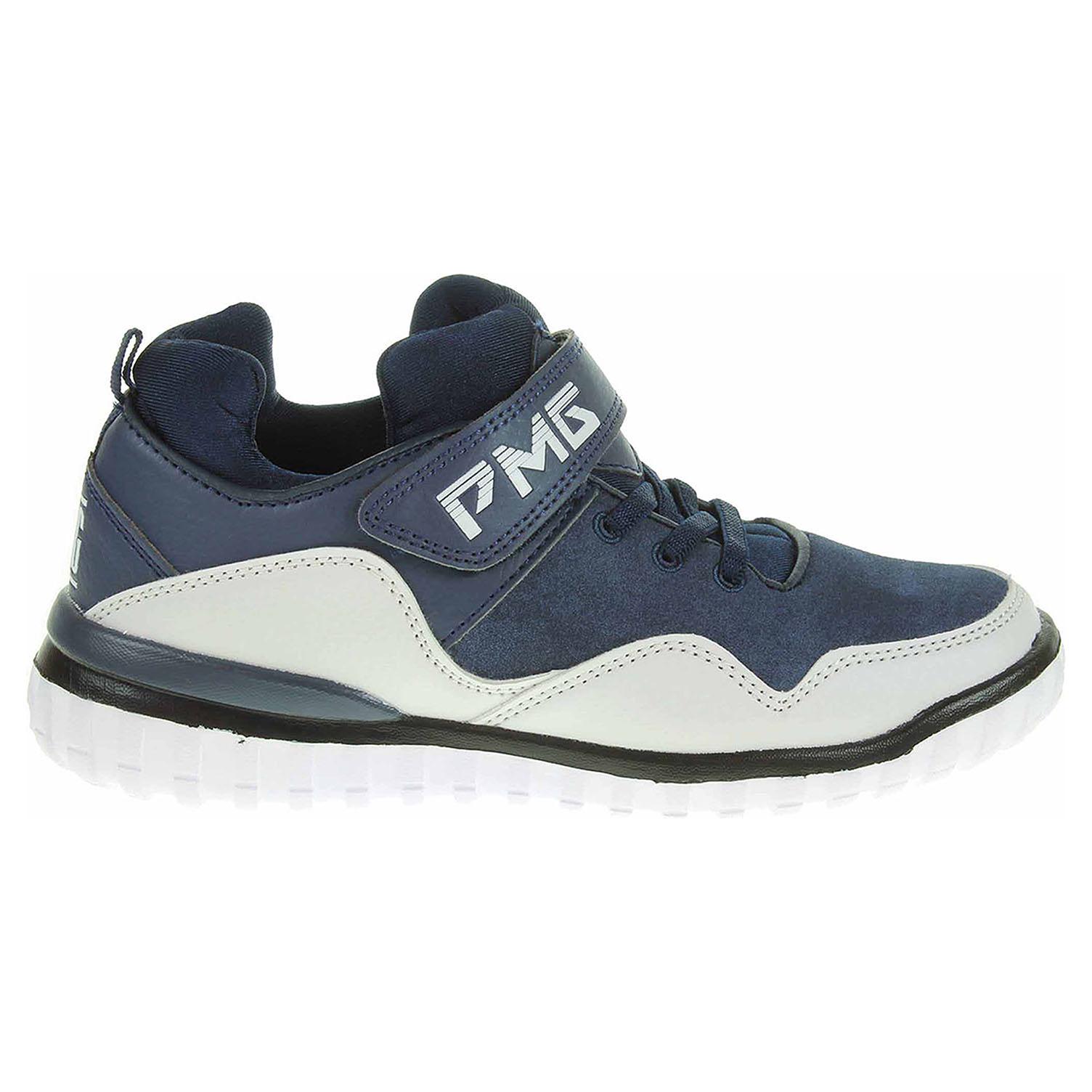 Ecco Primigi chlapecká obuv 8295200 modrá 29700111