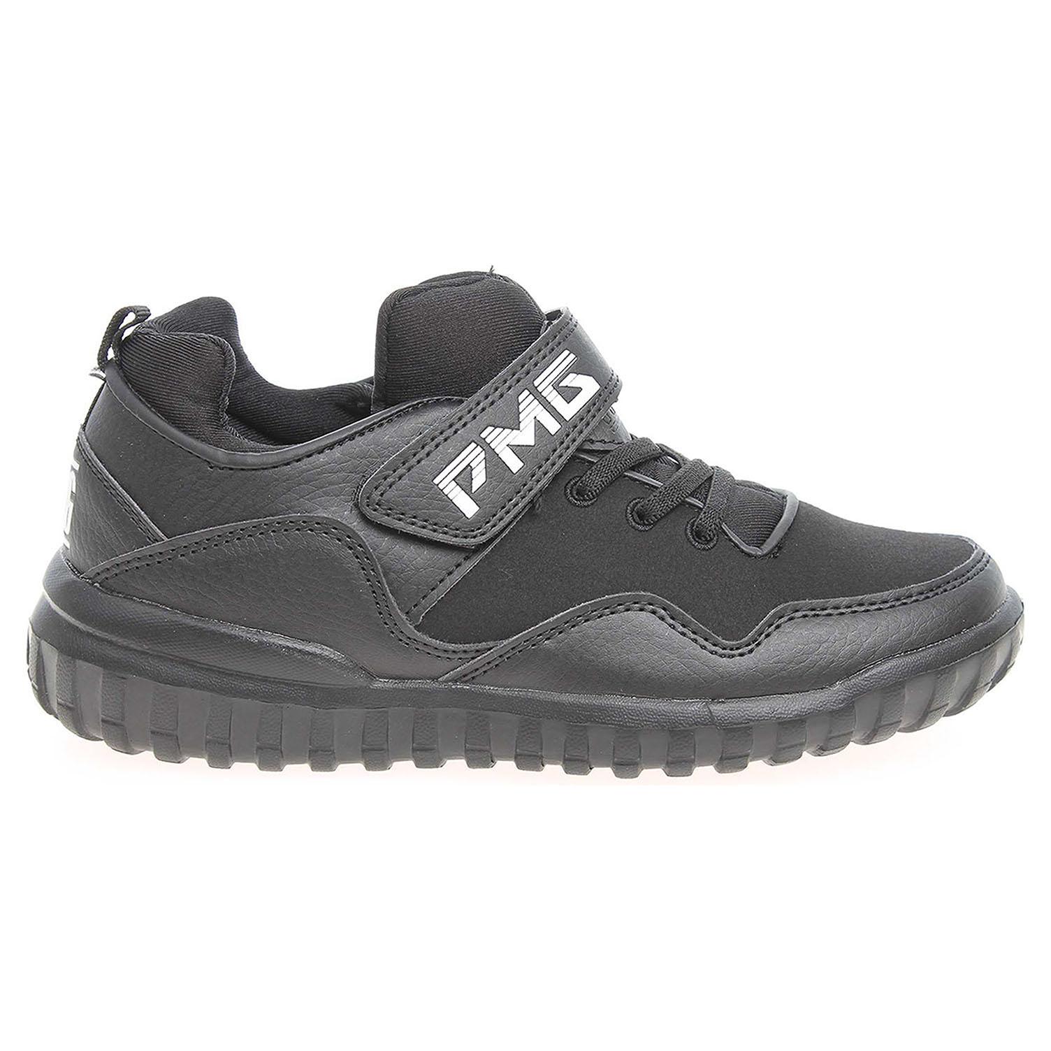 Ecco Primigi chlapecká obuv 8295300 černá 29700112