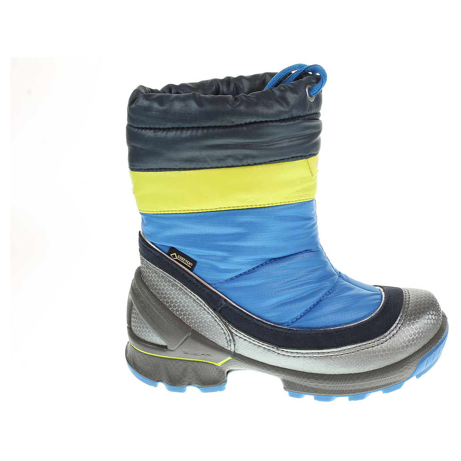 Ecco Ecco Biom Hike Infant 75350158606 modrá 29800029