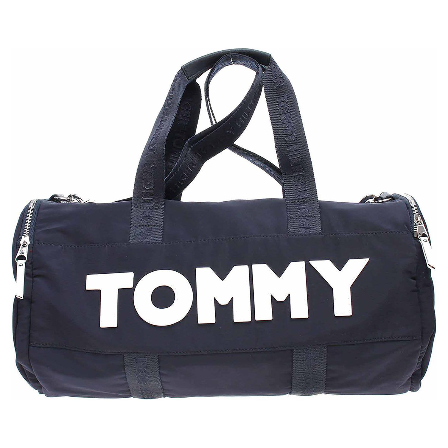 f73ab9423c Ecco Tommy Hilfiger unisex taška AW0AW04952 413 tommy navy 10701204