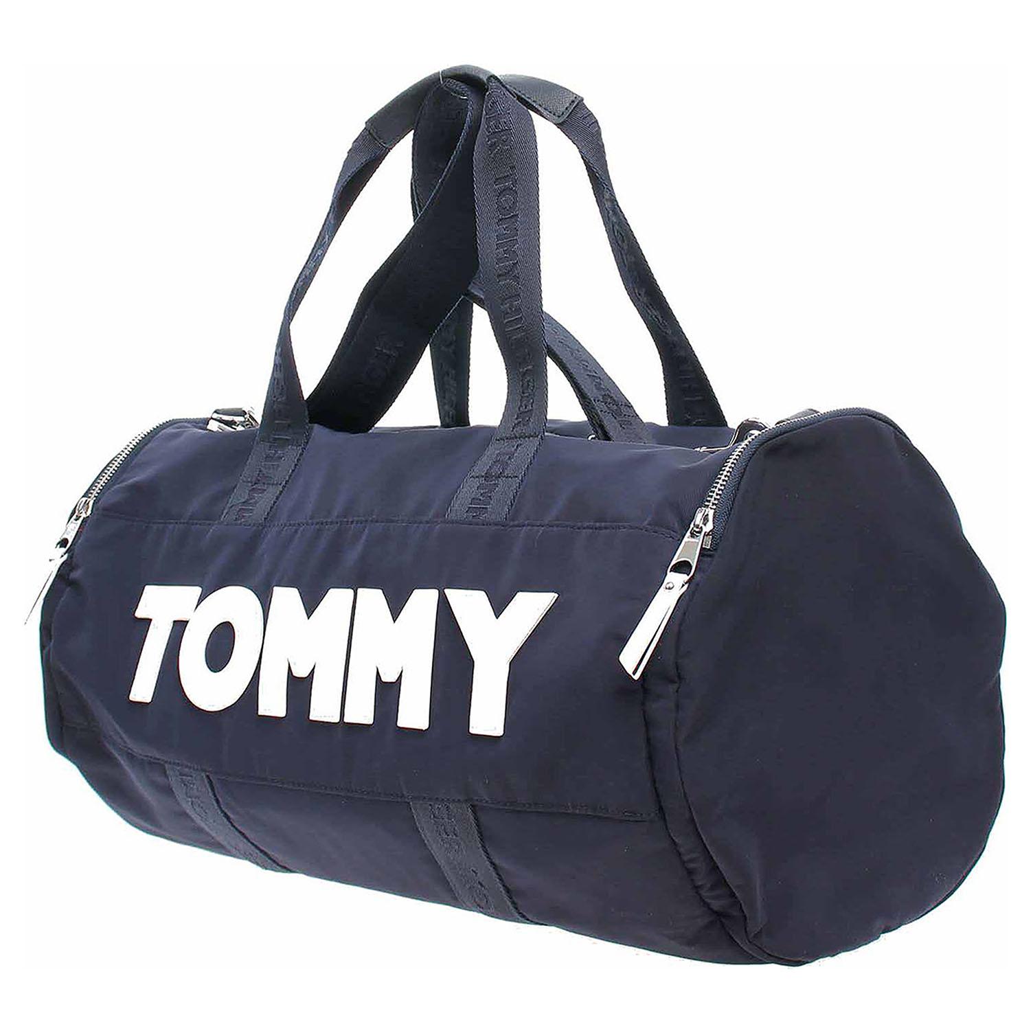 Ecco Tommy Hilfiger unisex taška AW0AW04952 413 tommy navy 10701204