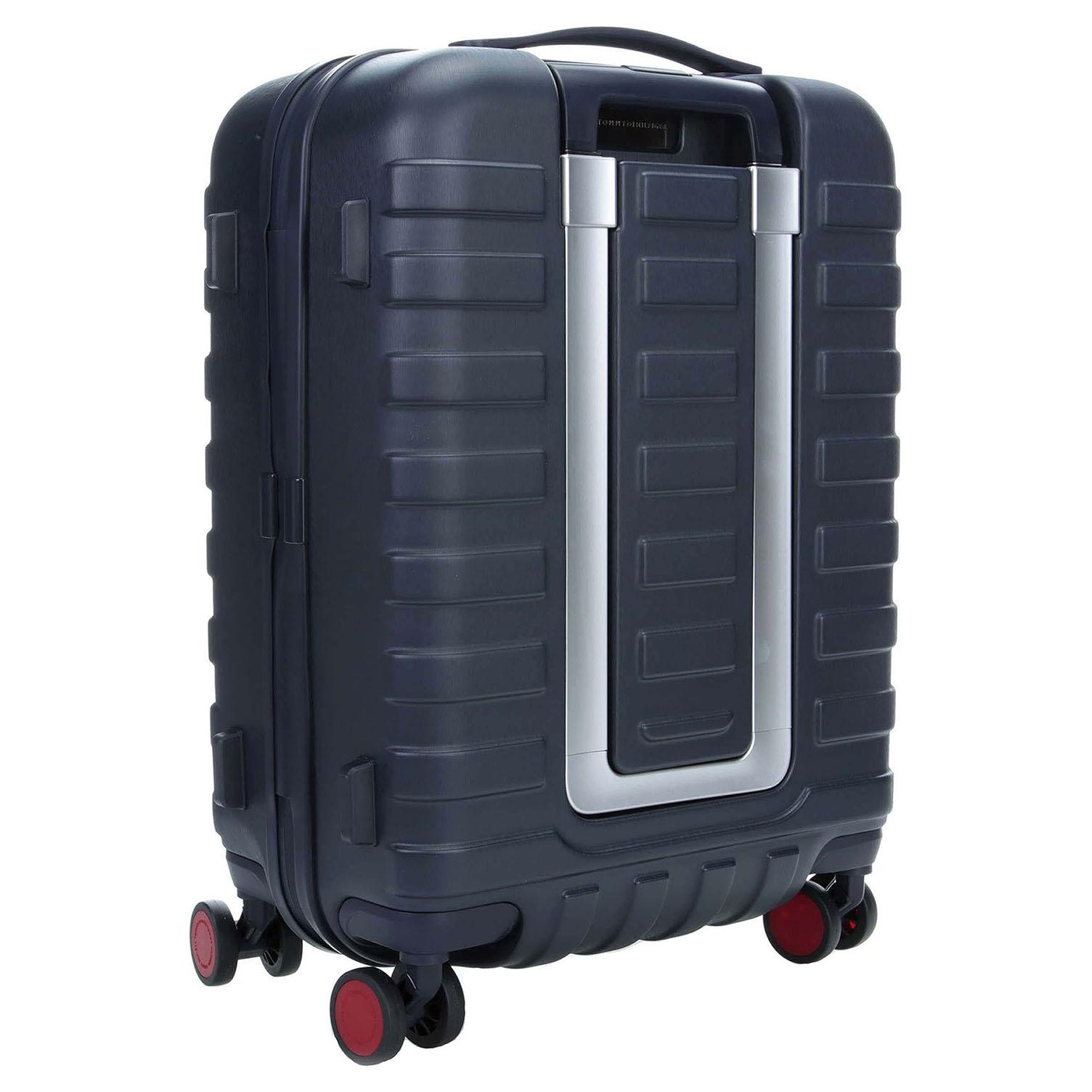 Ecco Tommy Hilfiger AU0AU00013 Tommy Lux Hard Case 62 l modrý 10701210