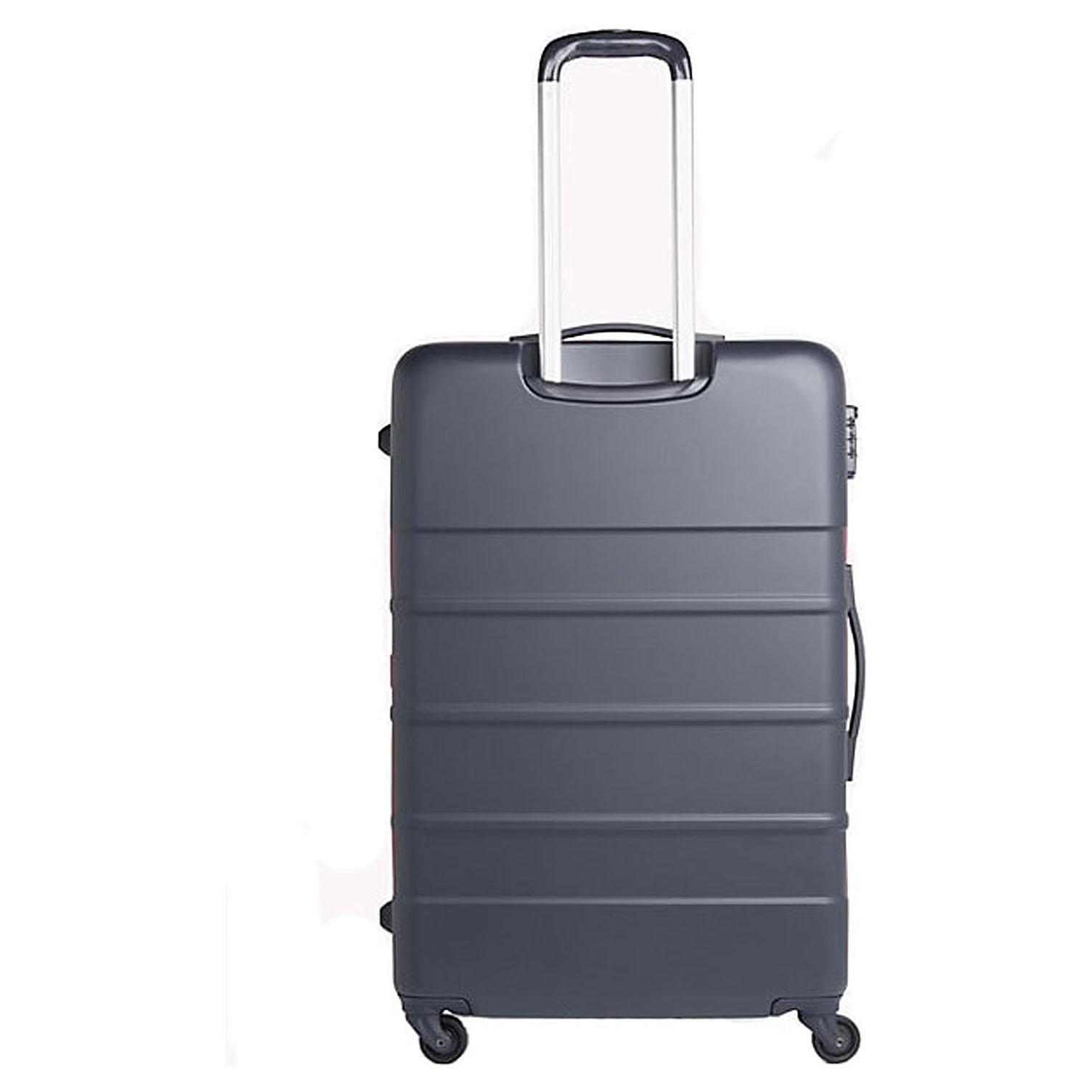 Ecco Tommy Hilfiger AU0AU00019 Tommy Classic Hard Case 65 l modrý 10701212