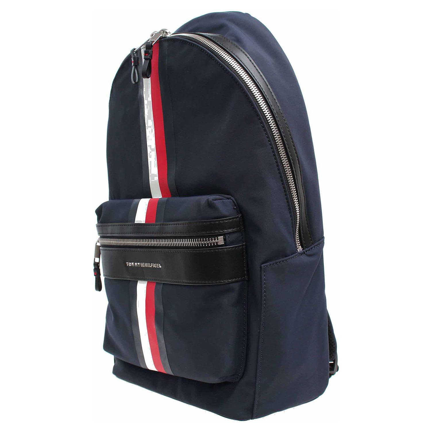 Ecco Tommy Hilfiger pánský batoh AM0AM04421 413 tommy navy 11601332 71b02ebe839