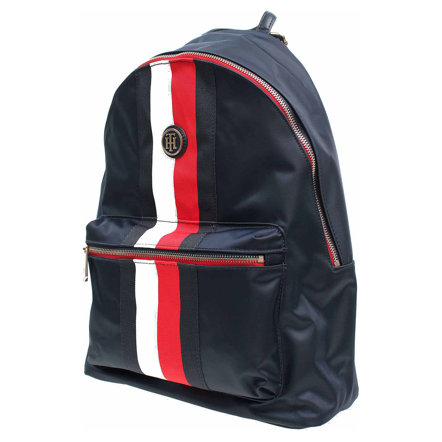 Ecco Tommy Hilfiger dámský batoh AW0AW06861 901 corporate 11601340 5589bc59ab