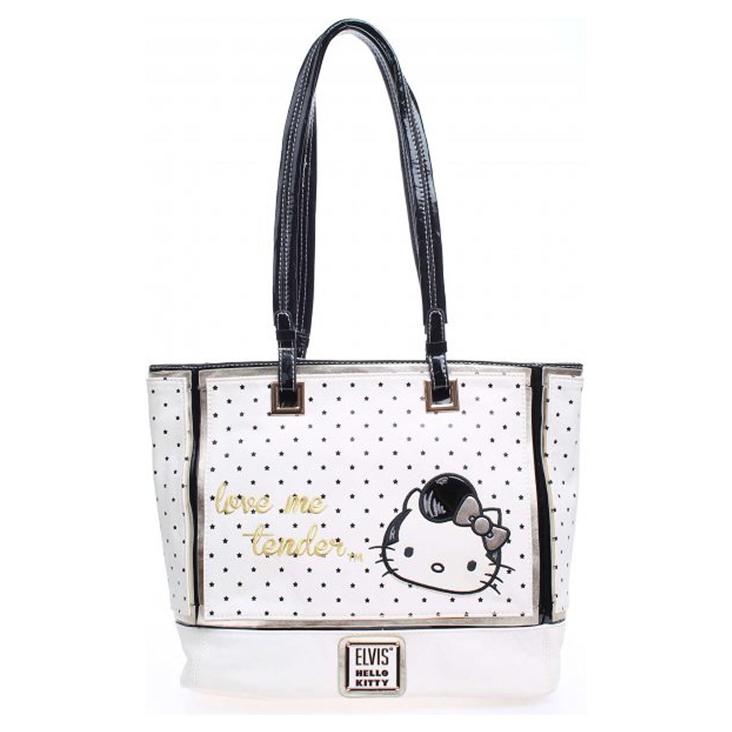 Hello Kitty 16224 white dámská kabelka bílá 1
