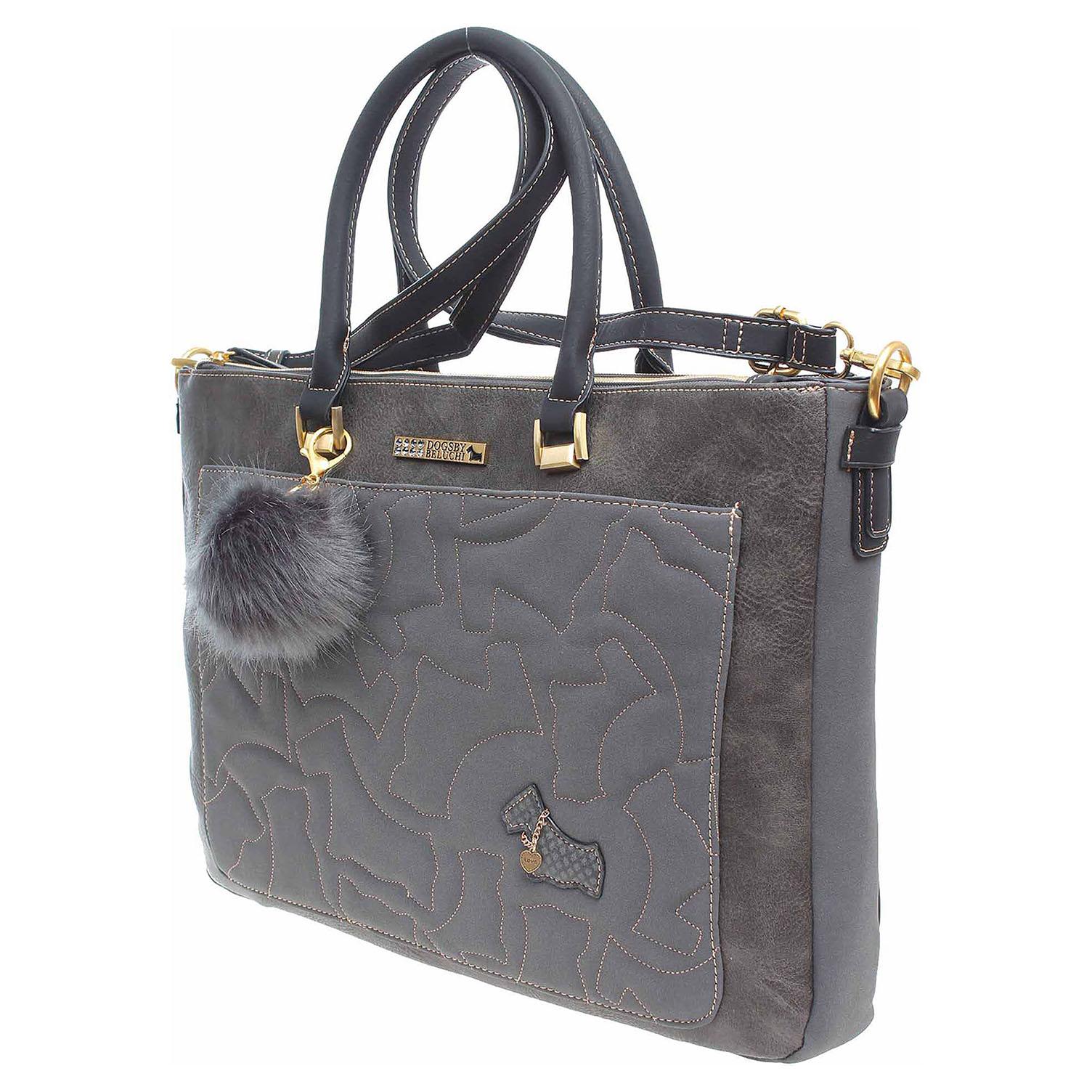 Ecco Dogsbybeluchi dámská kabelka 25414-1 negro 11891302 aa0969bdee