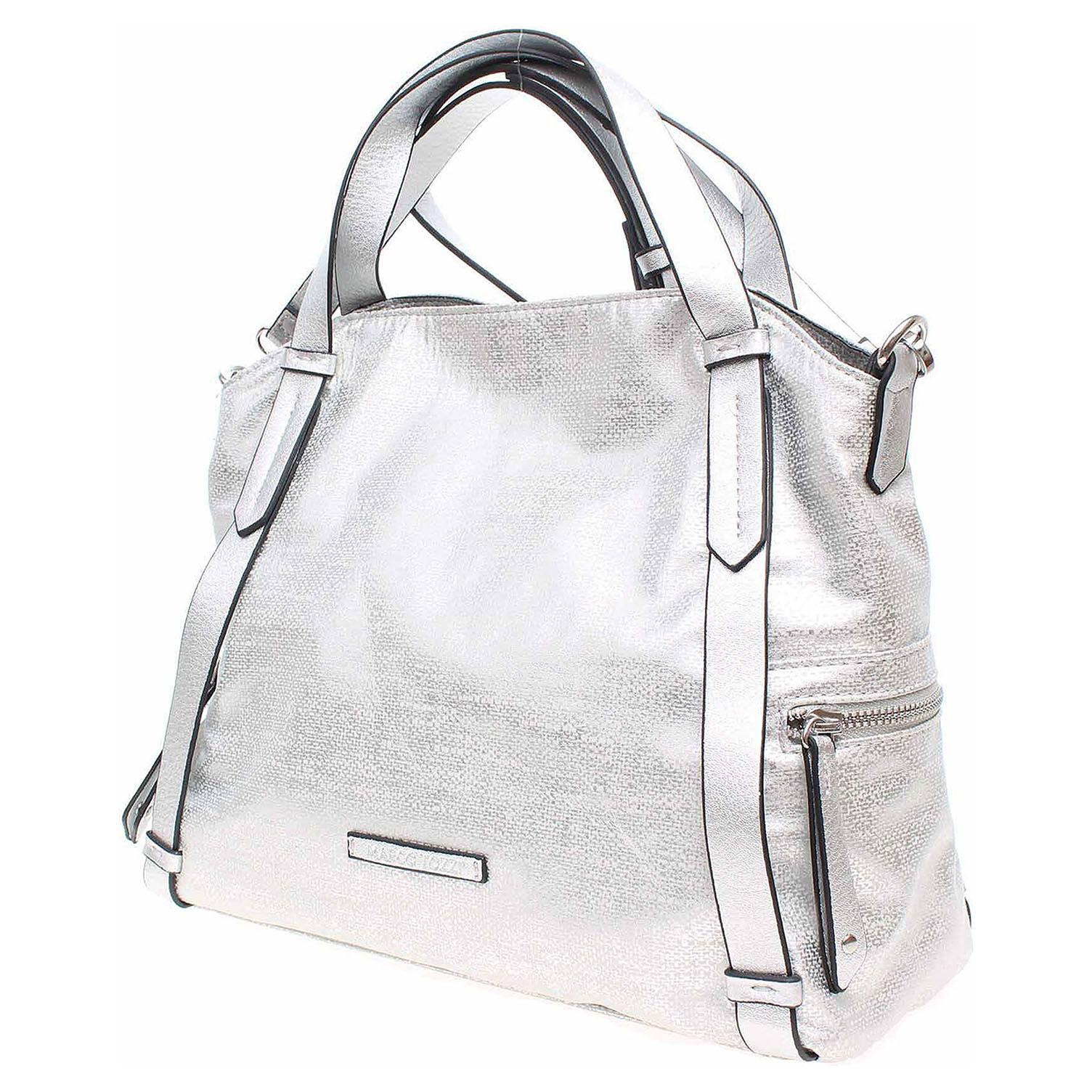 Ecco Marco Tozzi dámská kabelka 2-61119-20 silver 11891356 5c1000c1e47
