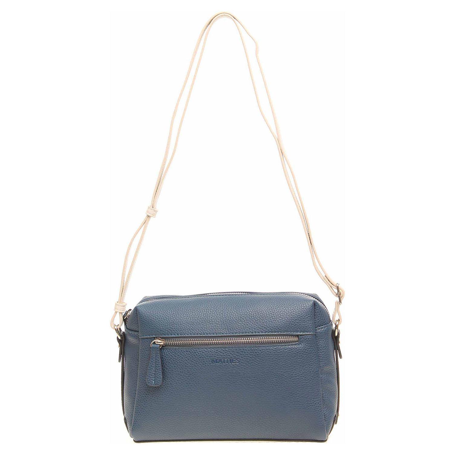Ecco Matties dámská kabelka 9023 blue 11891409