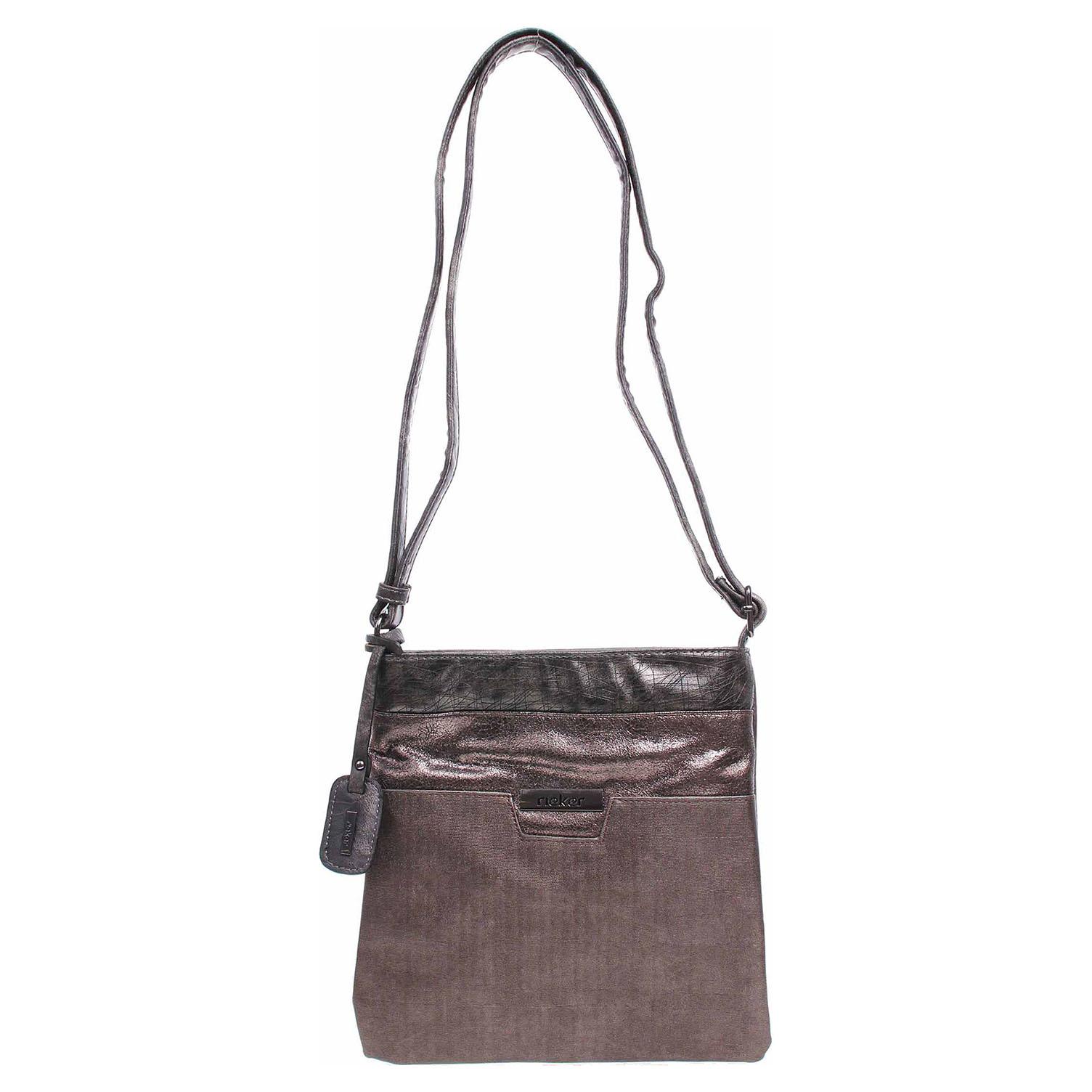 Ecco Rieker dámská kabelka H1007-45 grau 11891433