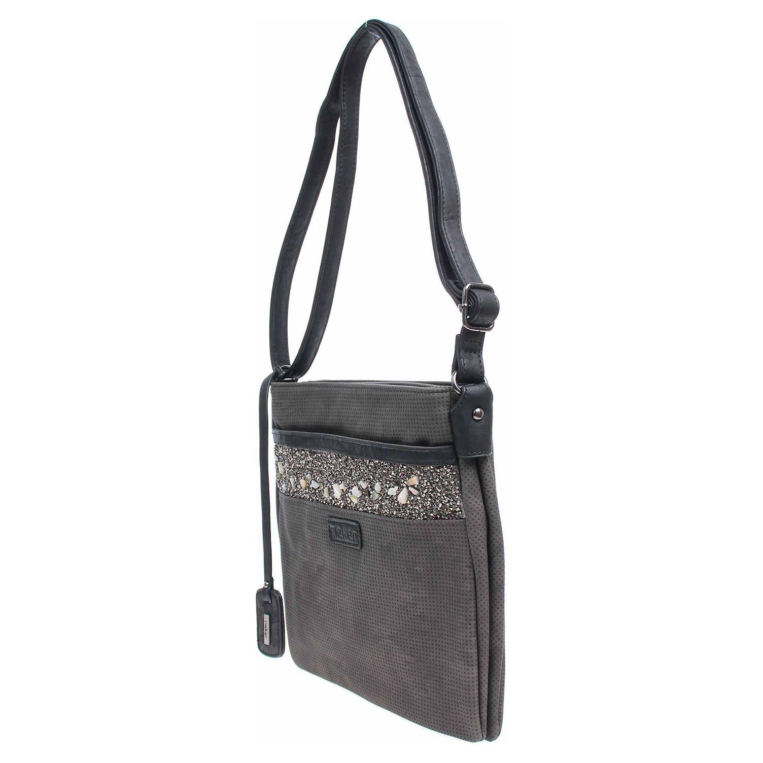 Ecco Rieker dámská kabelka H1014-45 rauch 11891435 b7c993d6ae1