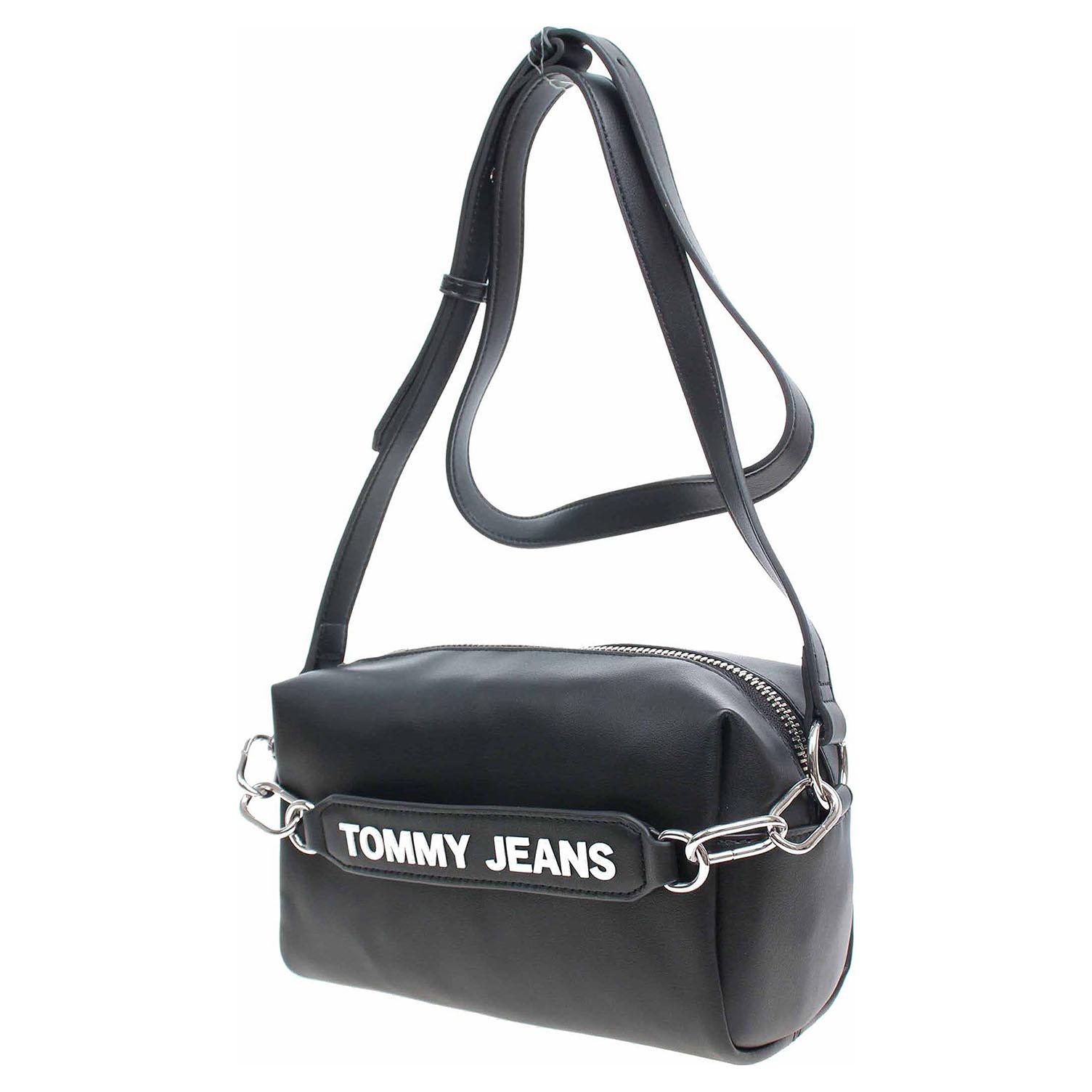 Ecco Tommy Hilfiger dámská kabelka AW0AW06537 002 black 11891497 5e79e27f53f