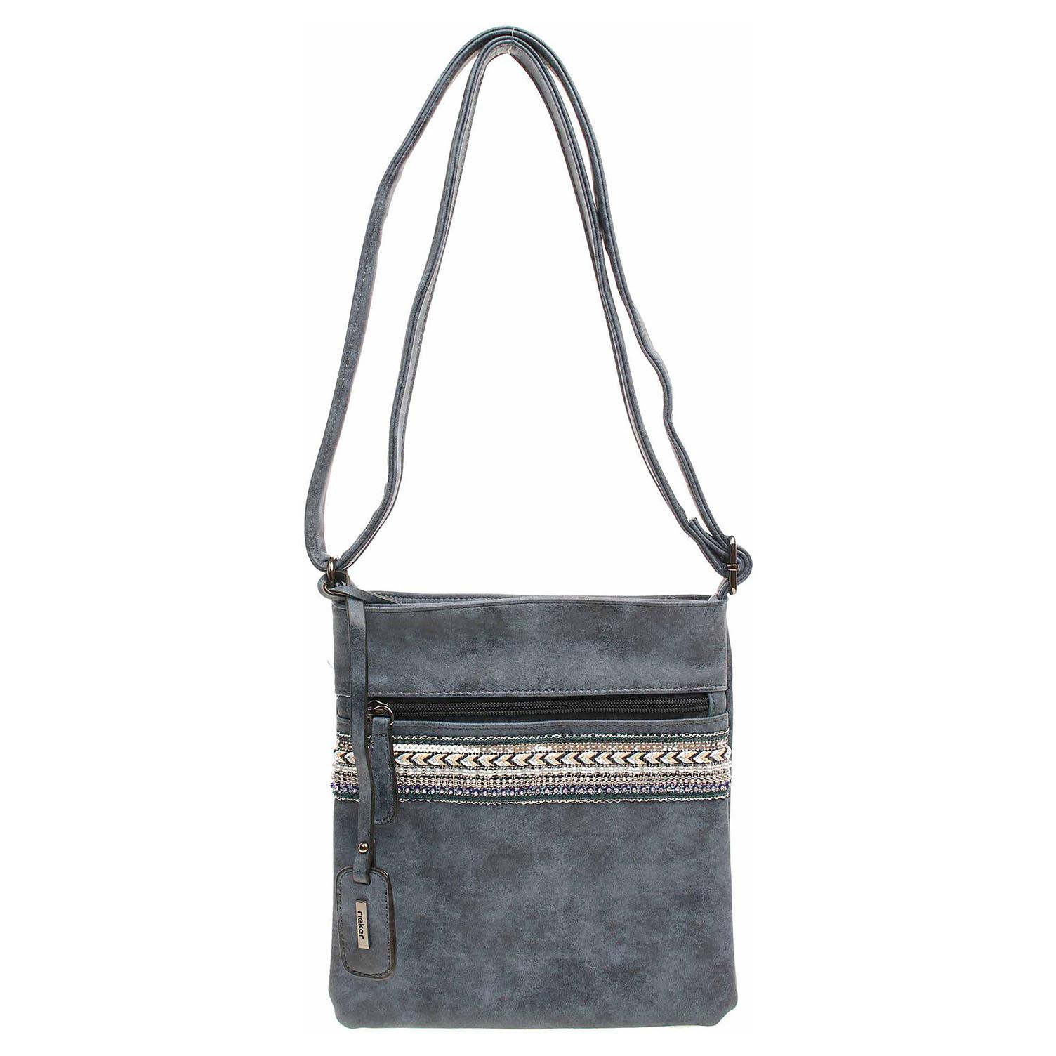 Ecco Rieker dámská kabelka H1002-15 blau 11891523