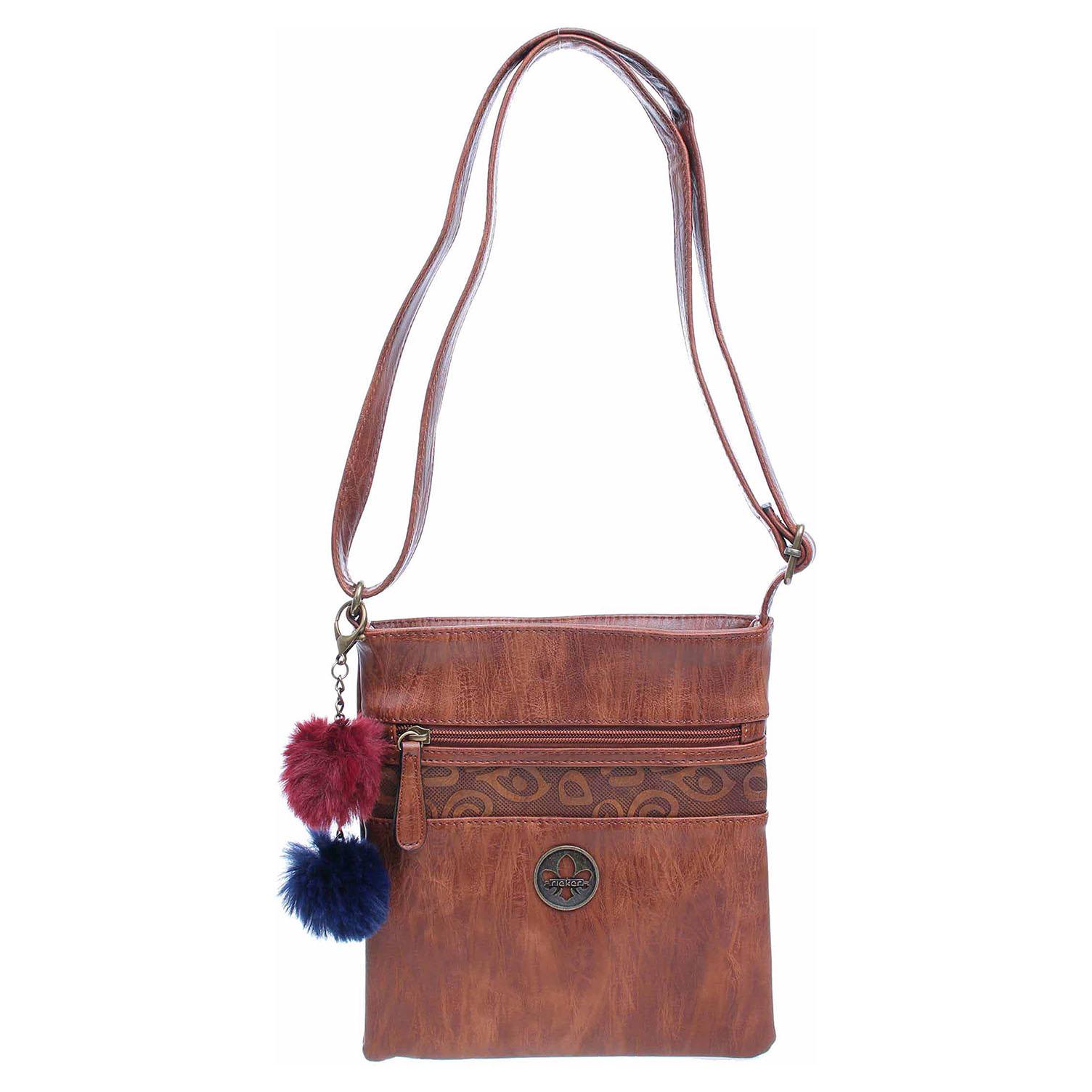 Ecco Rieker dámská kabelka H1003-22 braun 11891596