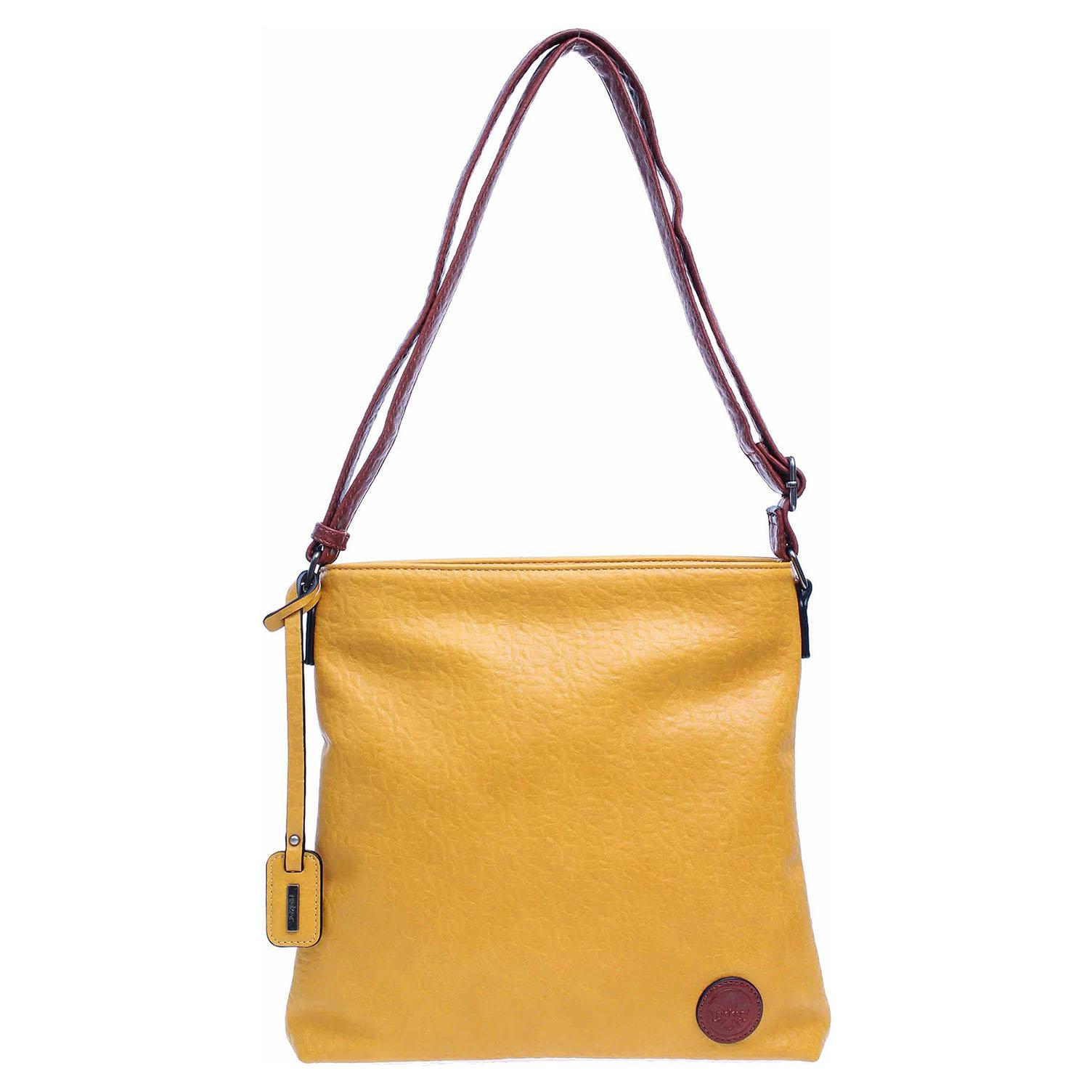 Ecco Rieker dámská kabelka H1033-68 gelb 11891699