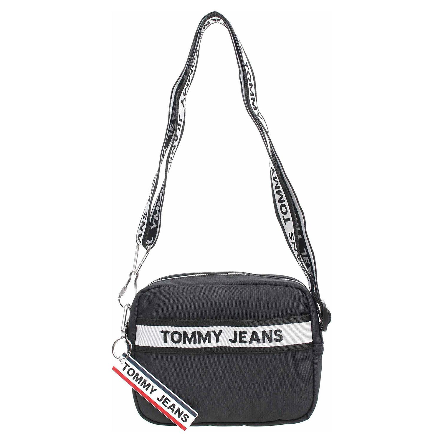 Ecco Tommy Hilfiger dámská kabelka AW0AW08255 0GJ black 11891720