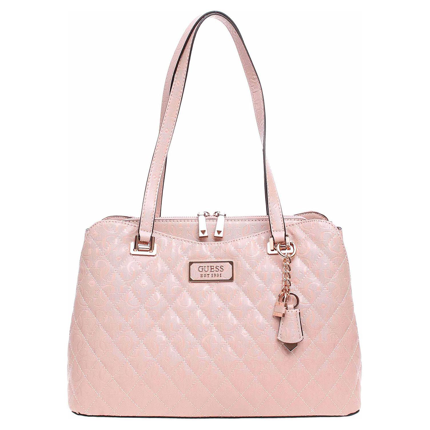 Ecco Gues dámská kabelka Lola Logo Rose 11891761