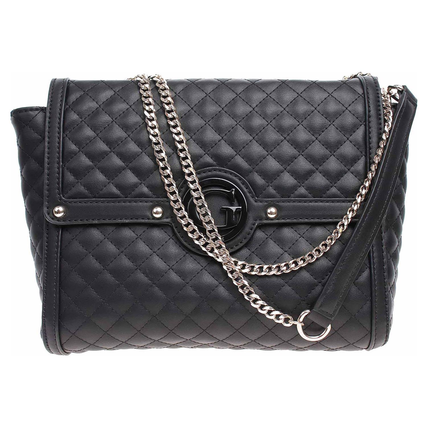 Ecco Guess dámská kabelka QE813421 black 11891806