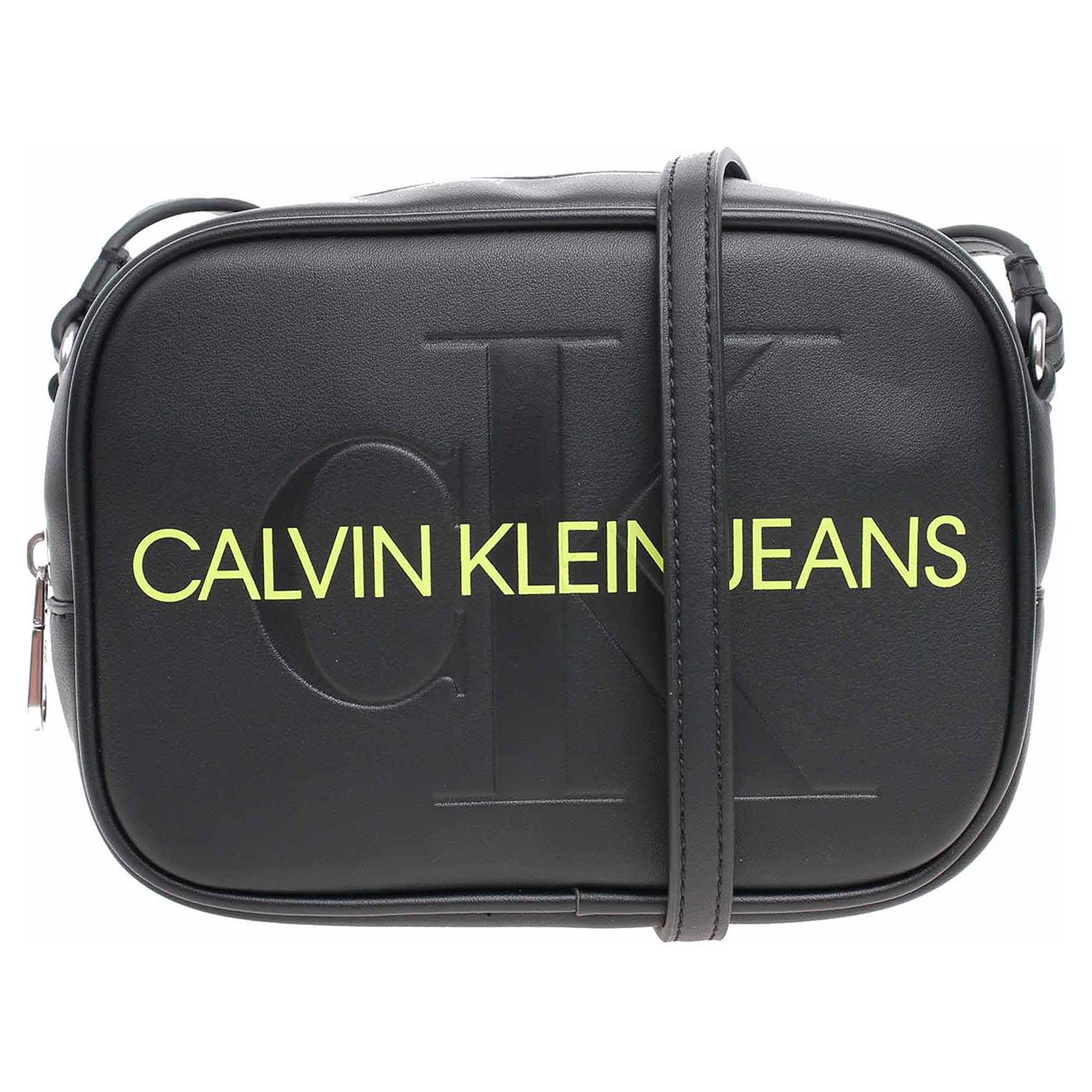 Ecco Calvin Klein dámská kabelka K60K608373 BDS black 11891811