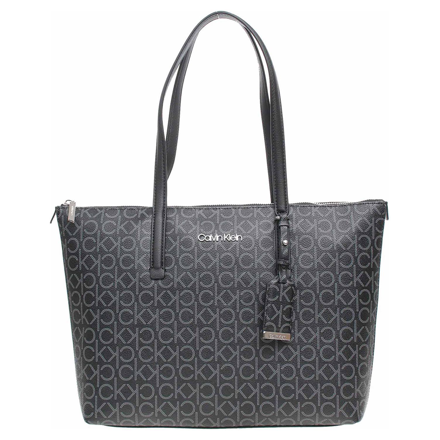 Ecco Calvin Klein dámská kabelka K60K608623 0GJ black 11891813